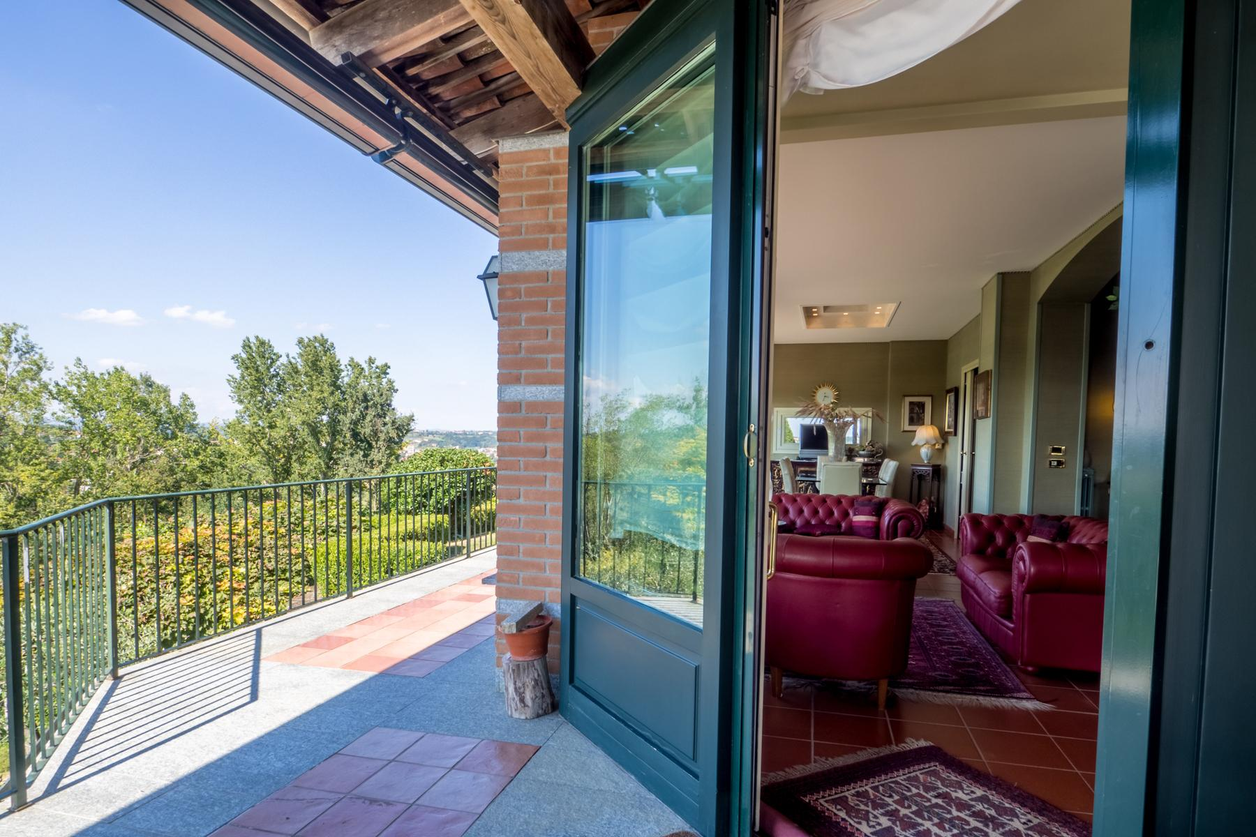 Wonderful modern villa on the hills of Monferrato - 9