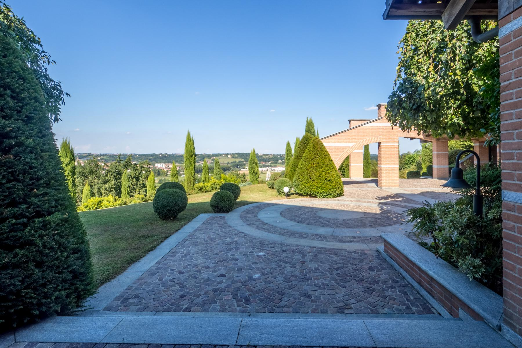 Wonderful modern villa on the hills of Monferrato - 20