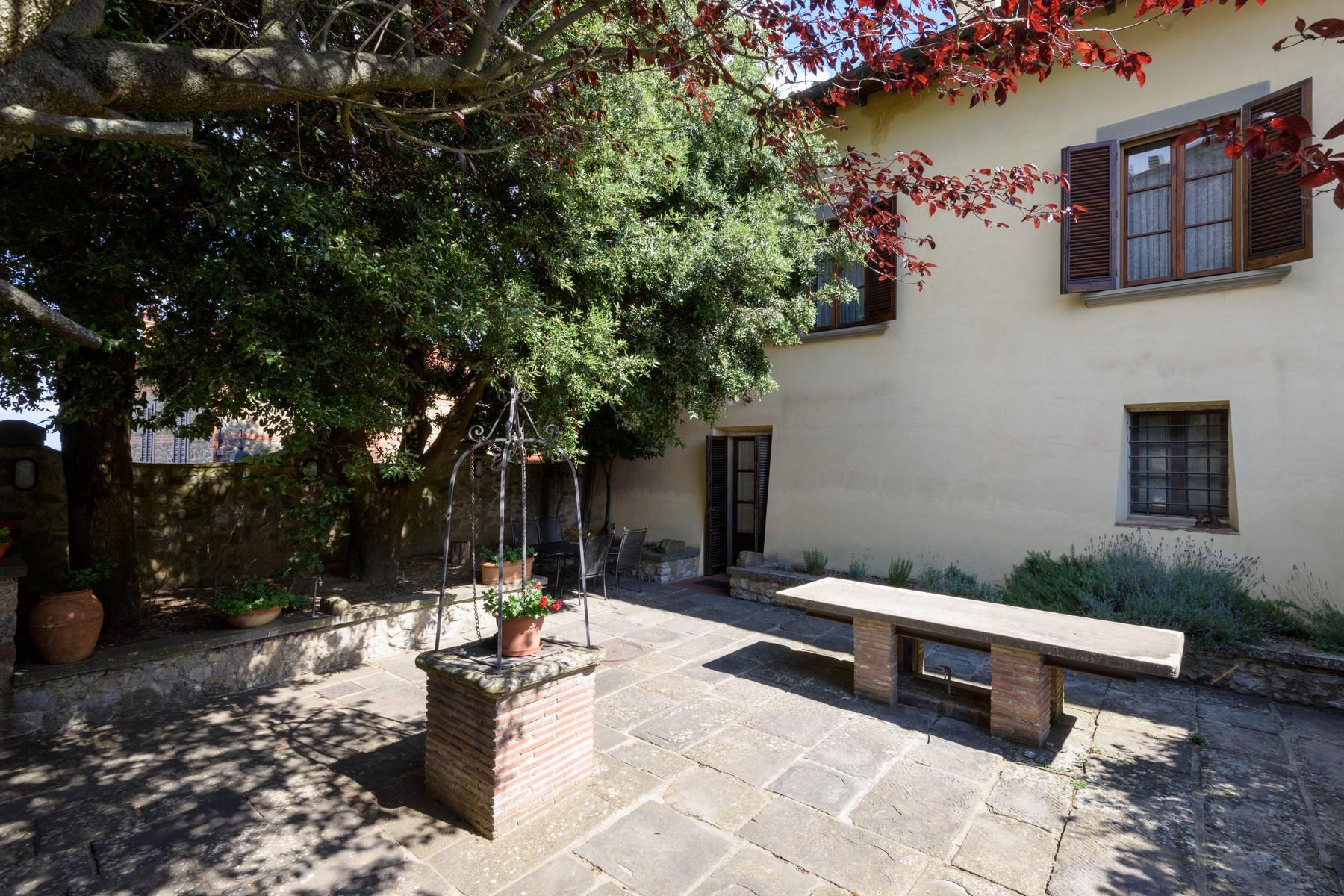 Val di Chiana中心地带10世纪的建筑 - 5