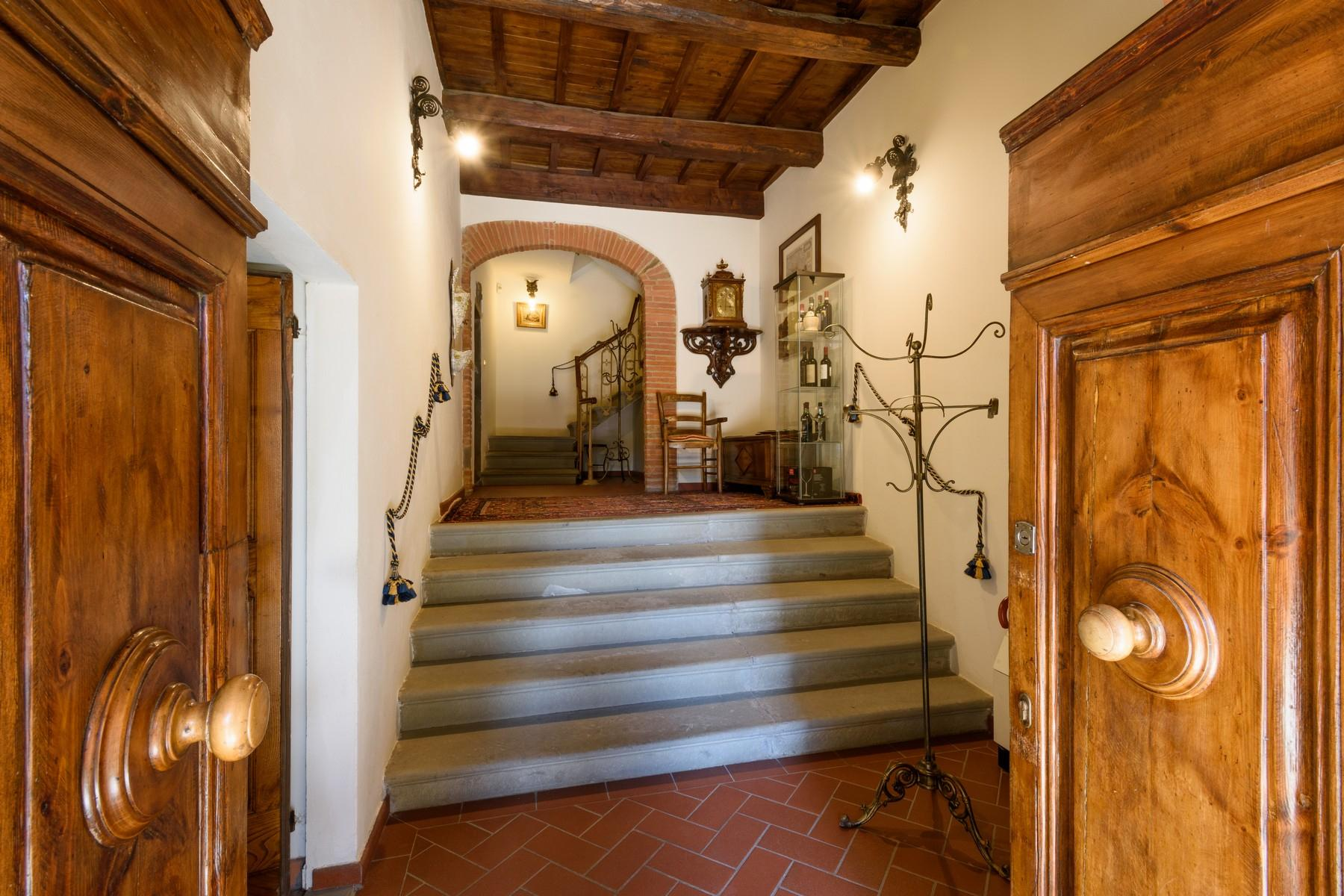 Historical palace of the 10th century in the heart of the Val di Chiana - 7