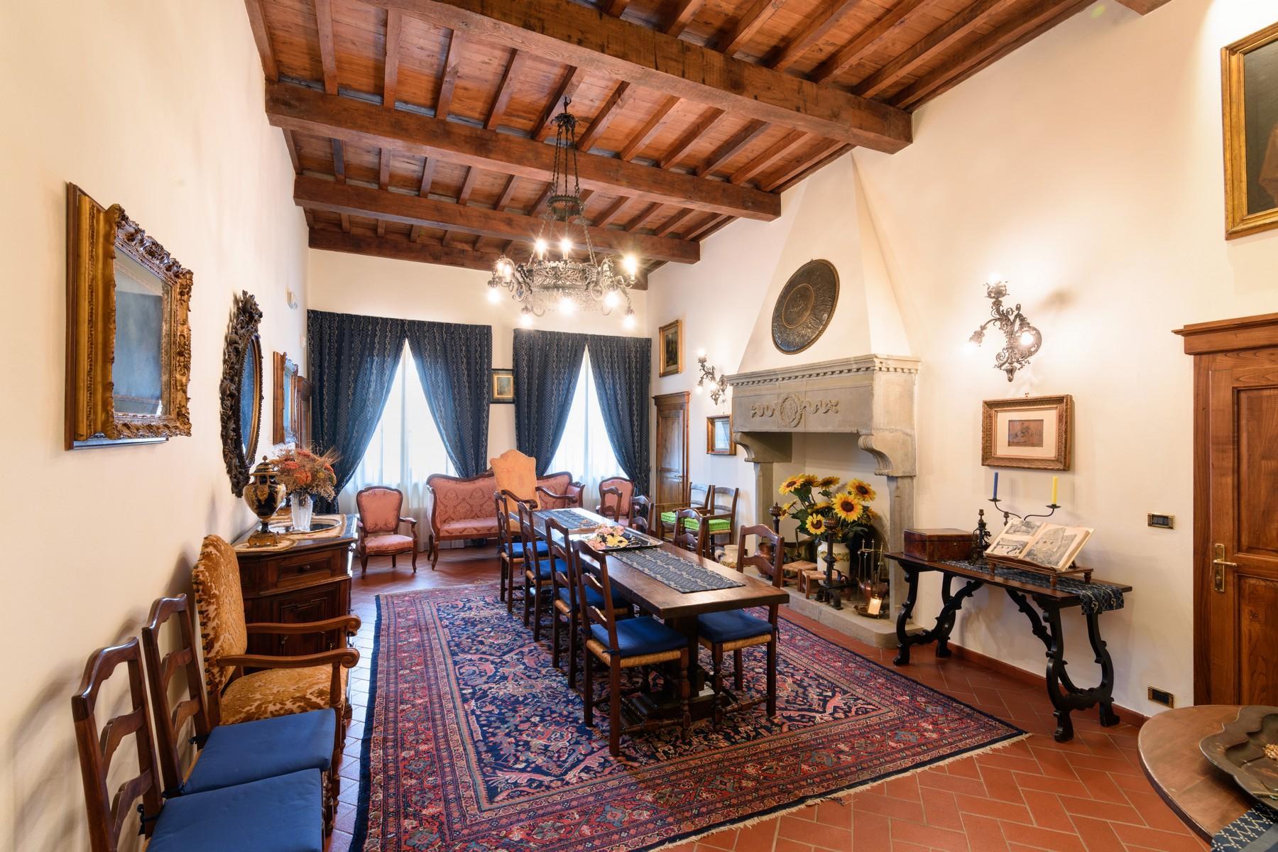 Palais historique du Xe siècle au coeur de la Val di Chiana - 8