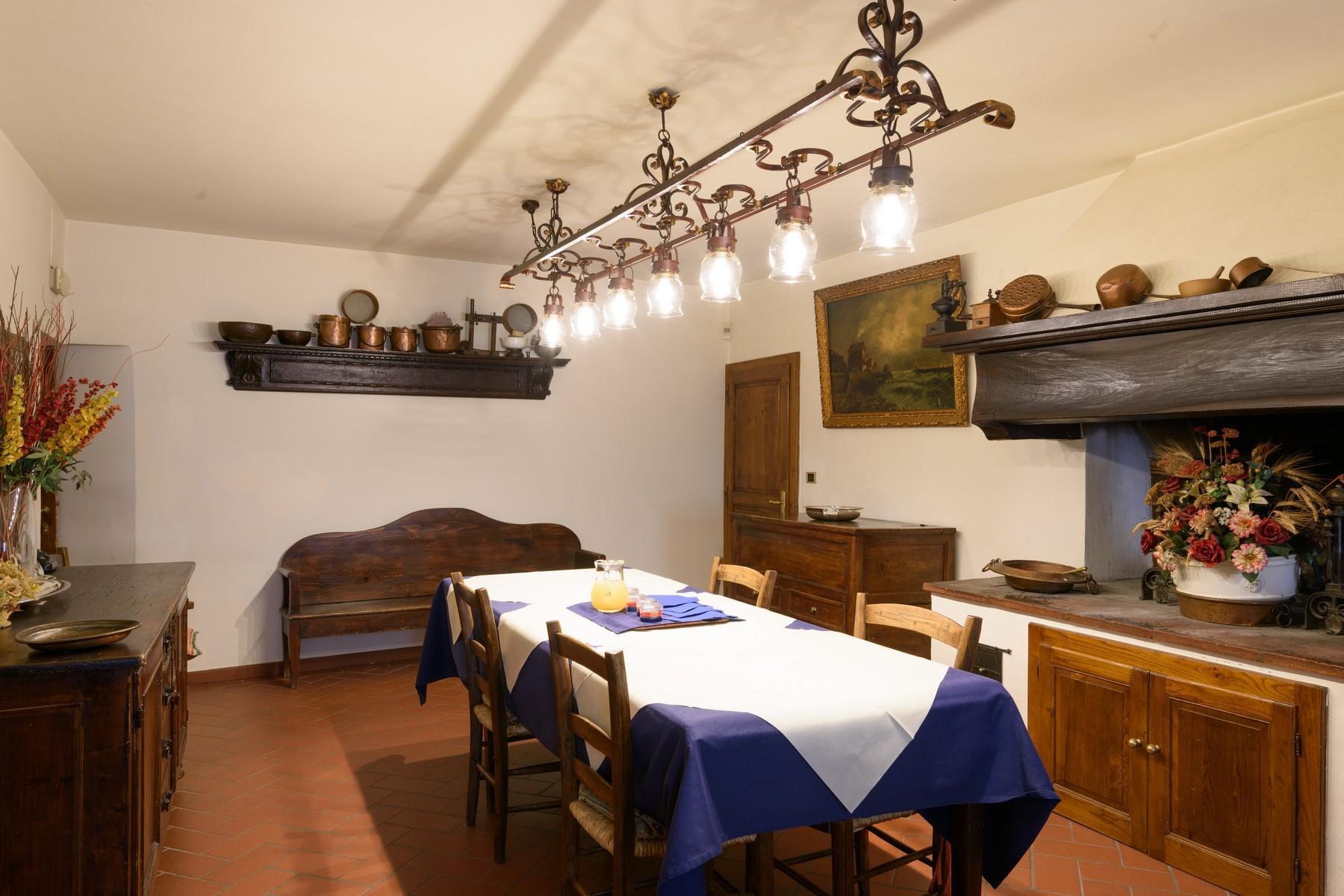 Palais historique du Xe siècle au coeur de la Val di Chiana - 12
