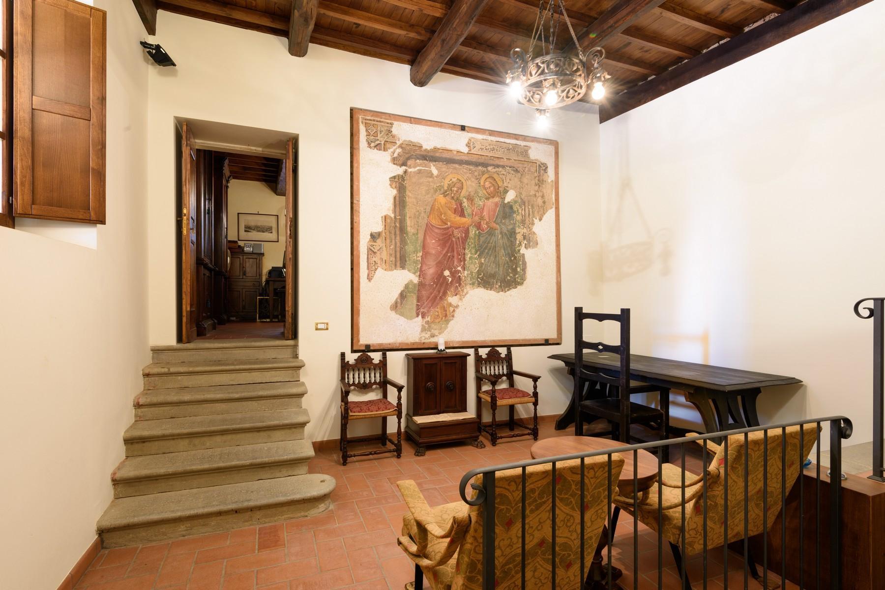 Palais historique du Xe siècle au coeur de la Val di Chiana - 14