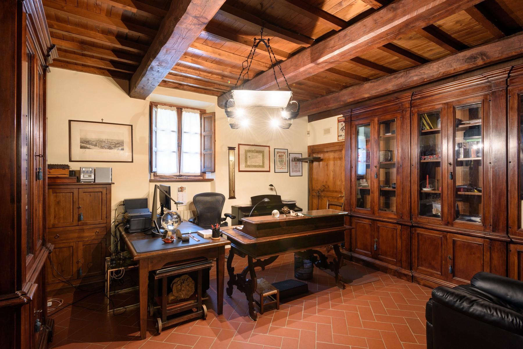Palais historique du Xe siècle au coeur de la Val di Chiana - 15