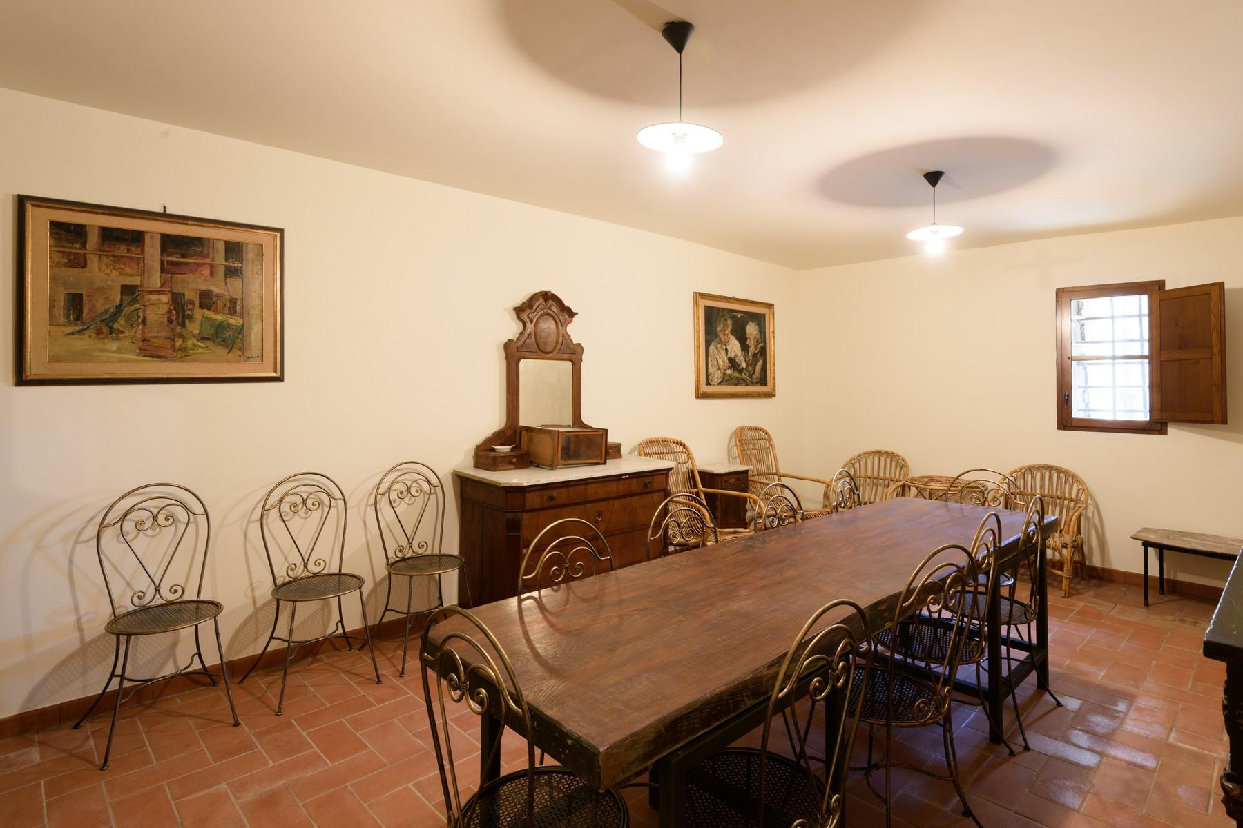 Palais historique du Xe siècle au coeur de la Val di Chiana - 16