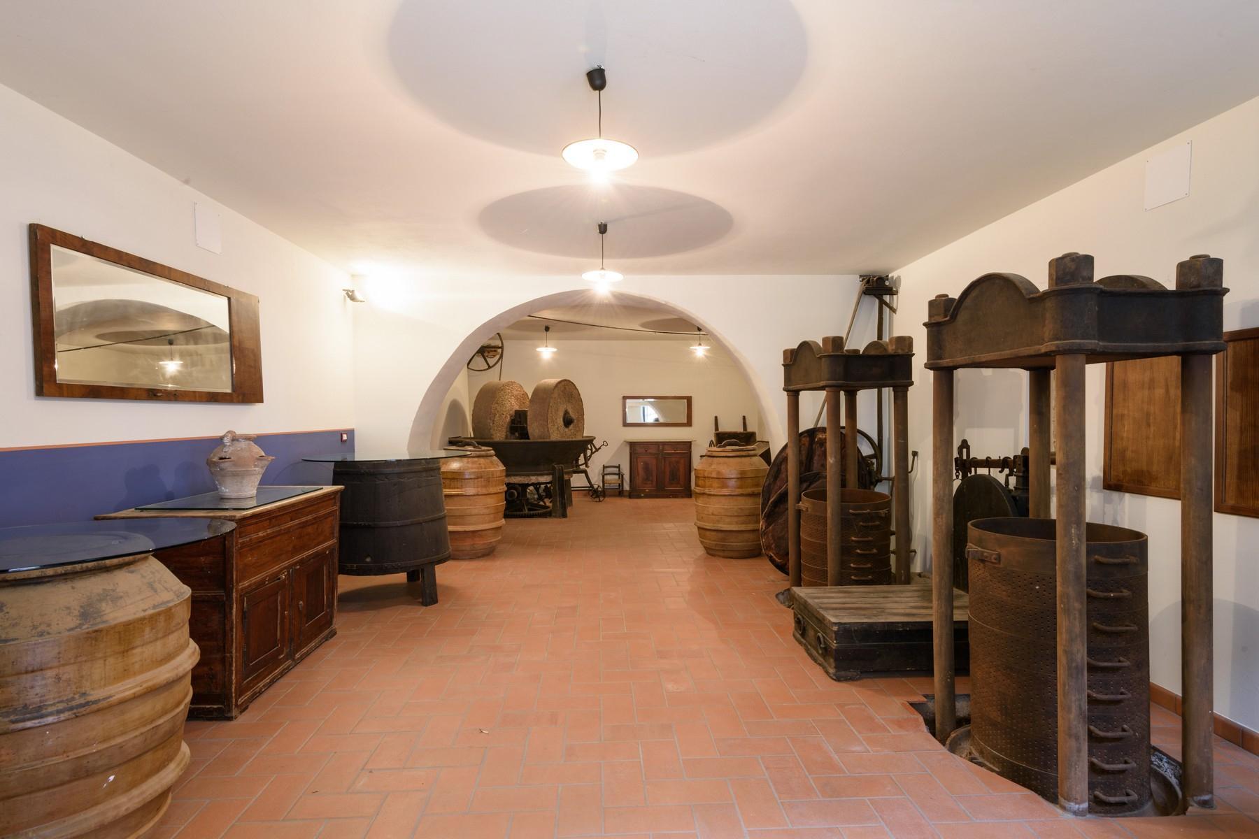 Palais historique du Xe siècle au coeur de la Val di Chiana - 19