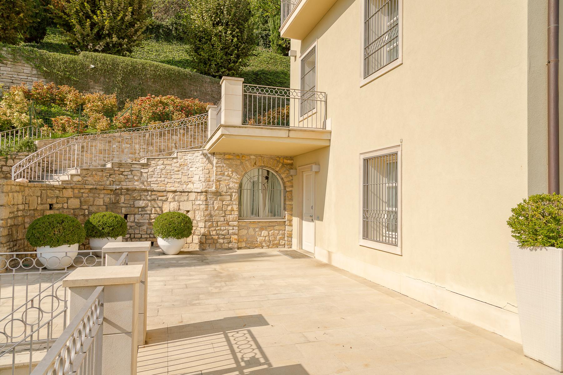 Beautiful villa on the hills of Bergamo Alta - 12