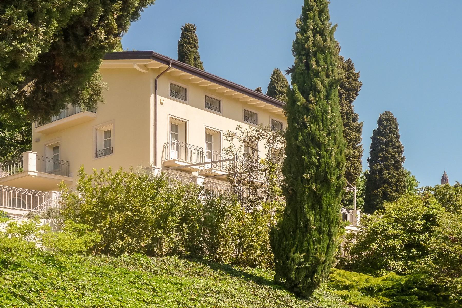 Прекрасная вилла на холмах Bergamo Alta - 5