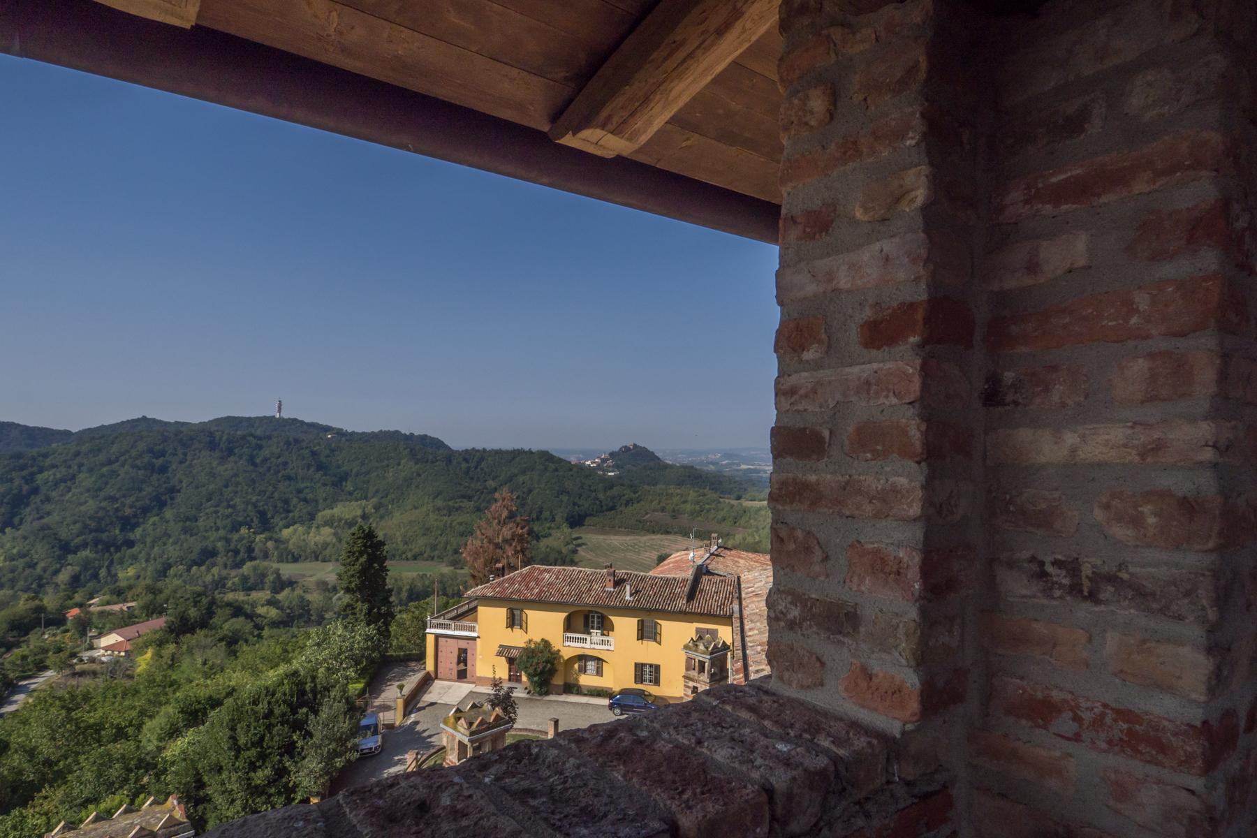 Enchanting complex castled on the hills of Monferrato - 5