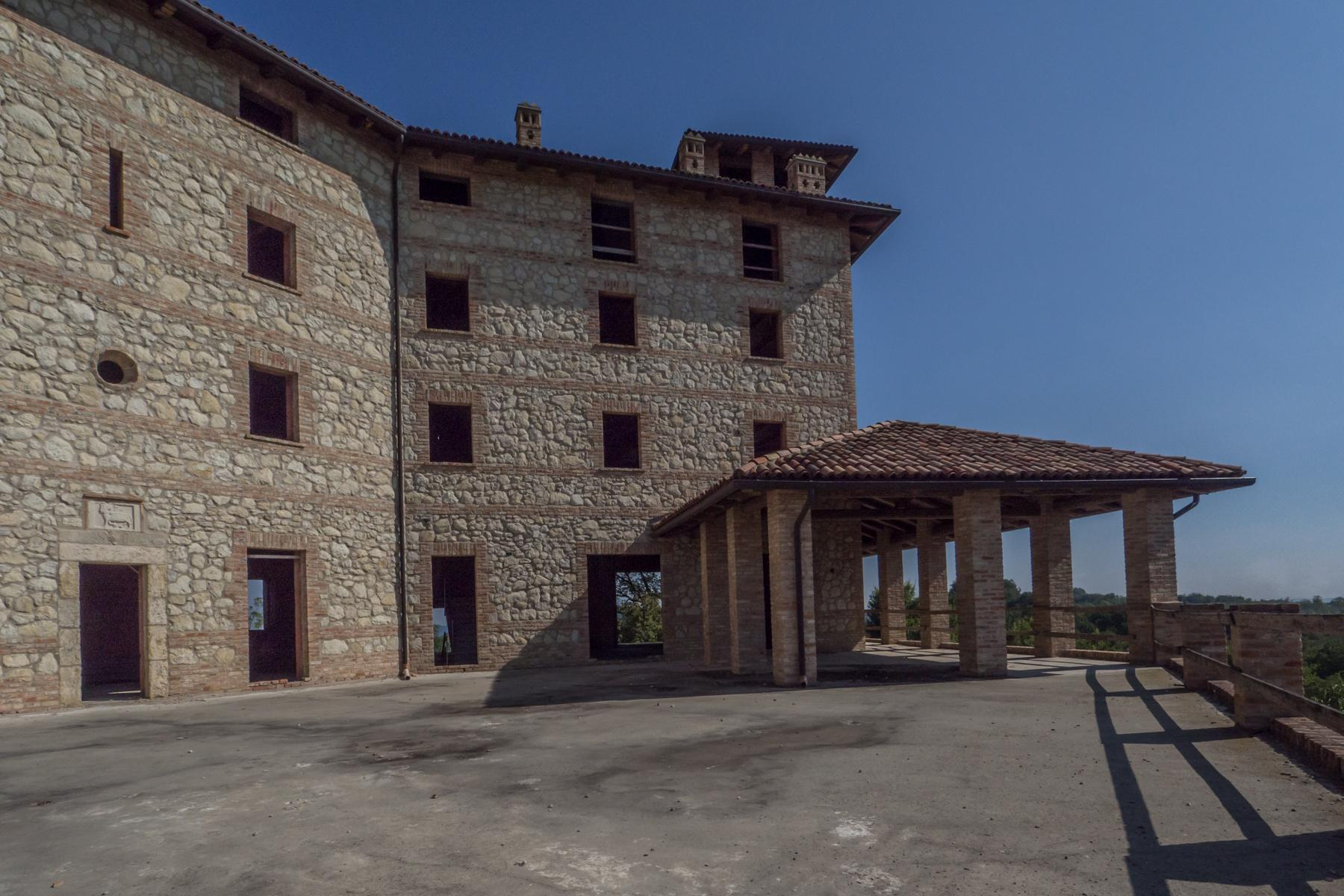 Enchanting complex castled on the hills of Monferrato - 3