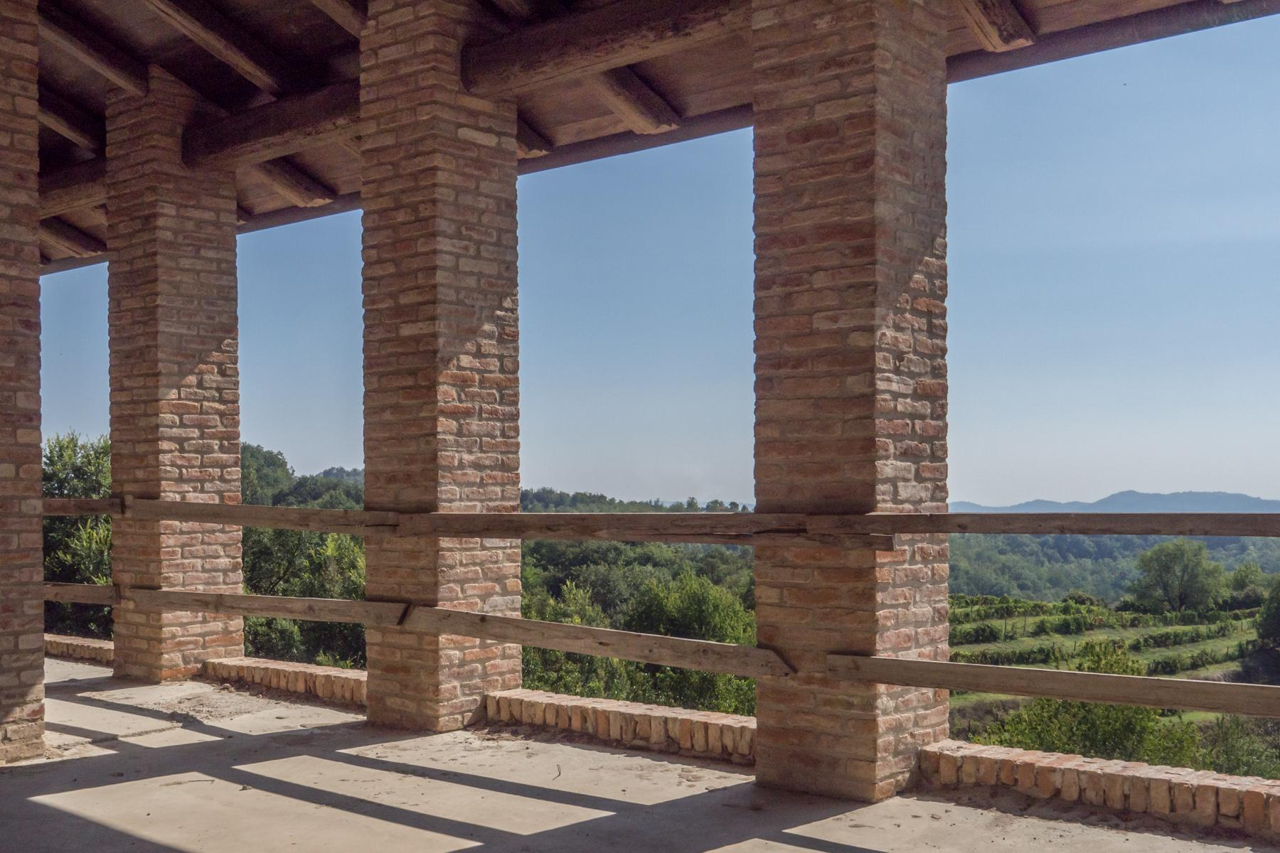 Enchanting complex castled on the hills of Monferrato - 6