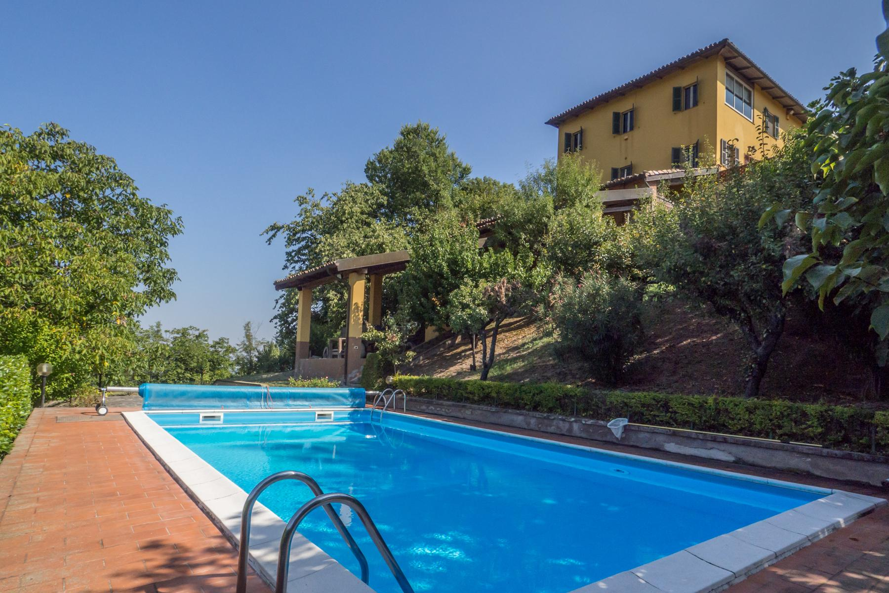 Enchanting complex castled on the hills of Monferrato - 8