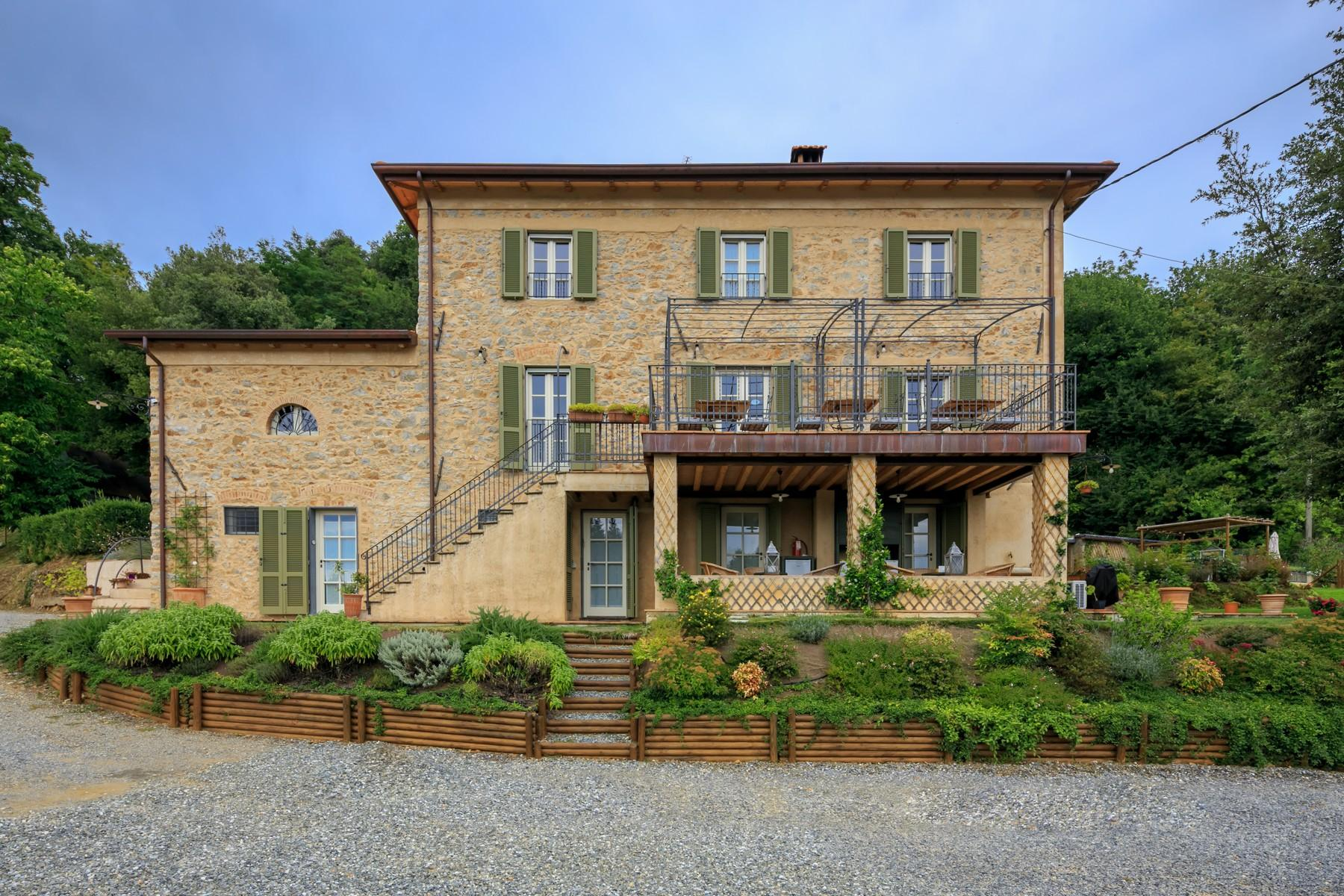 Beautiful farmhouse on the hills of Lucca - 4