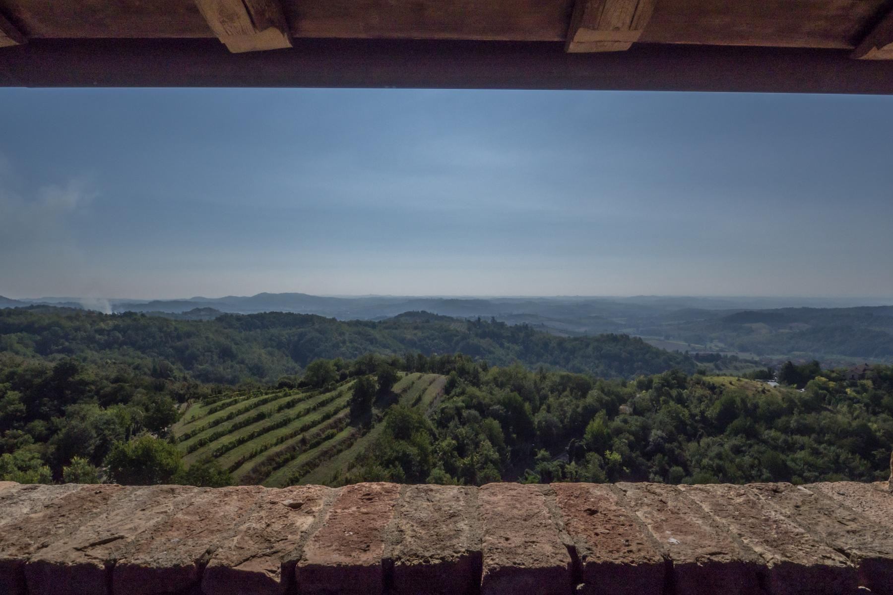 Enchanting complex castled on the hills of Monferrato - 2