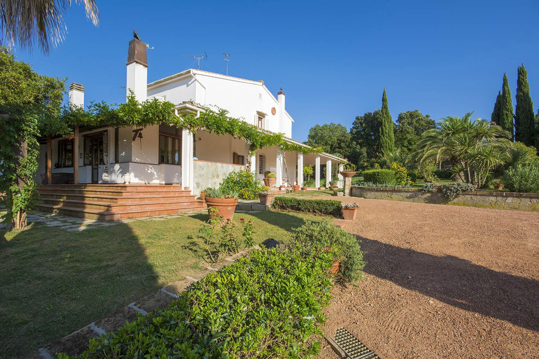 Villa in collina vista mare, nei pressi di Castiglioncello - 21
