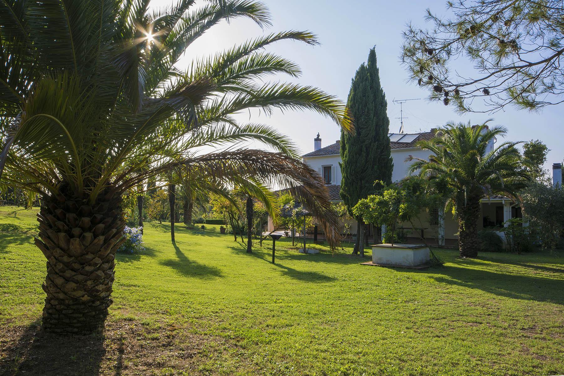 Villa in collina vista mare, nei pressi di Castiglioncello - 18