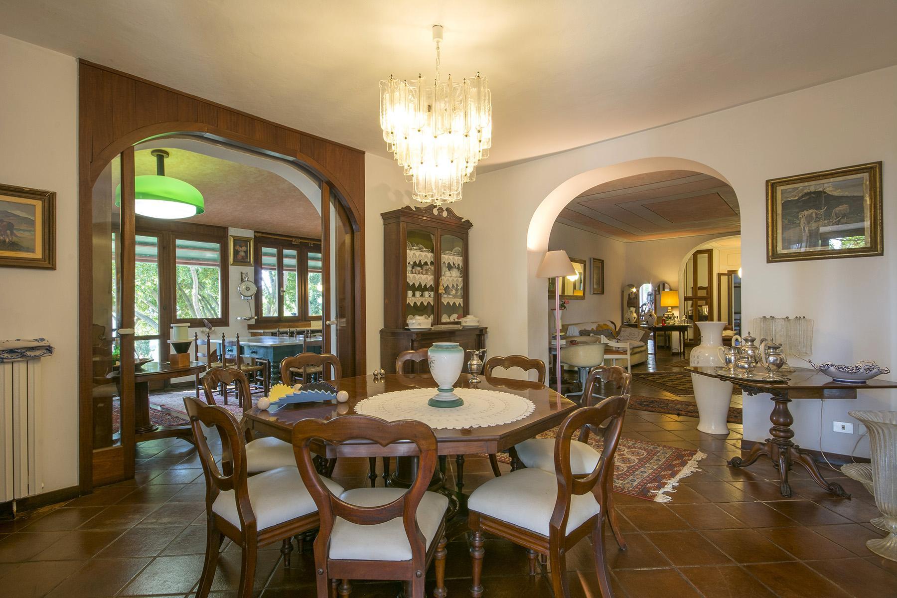 Villa in collina vista mare, nei pressi di Castiglioncello - 12