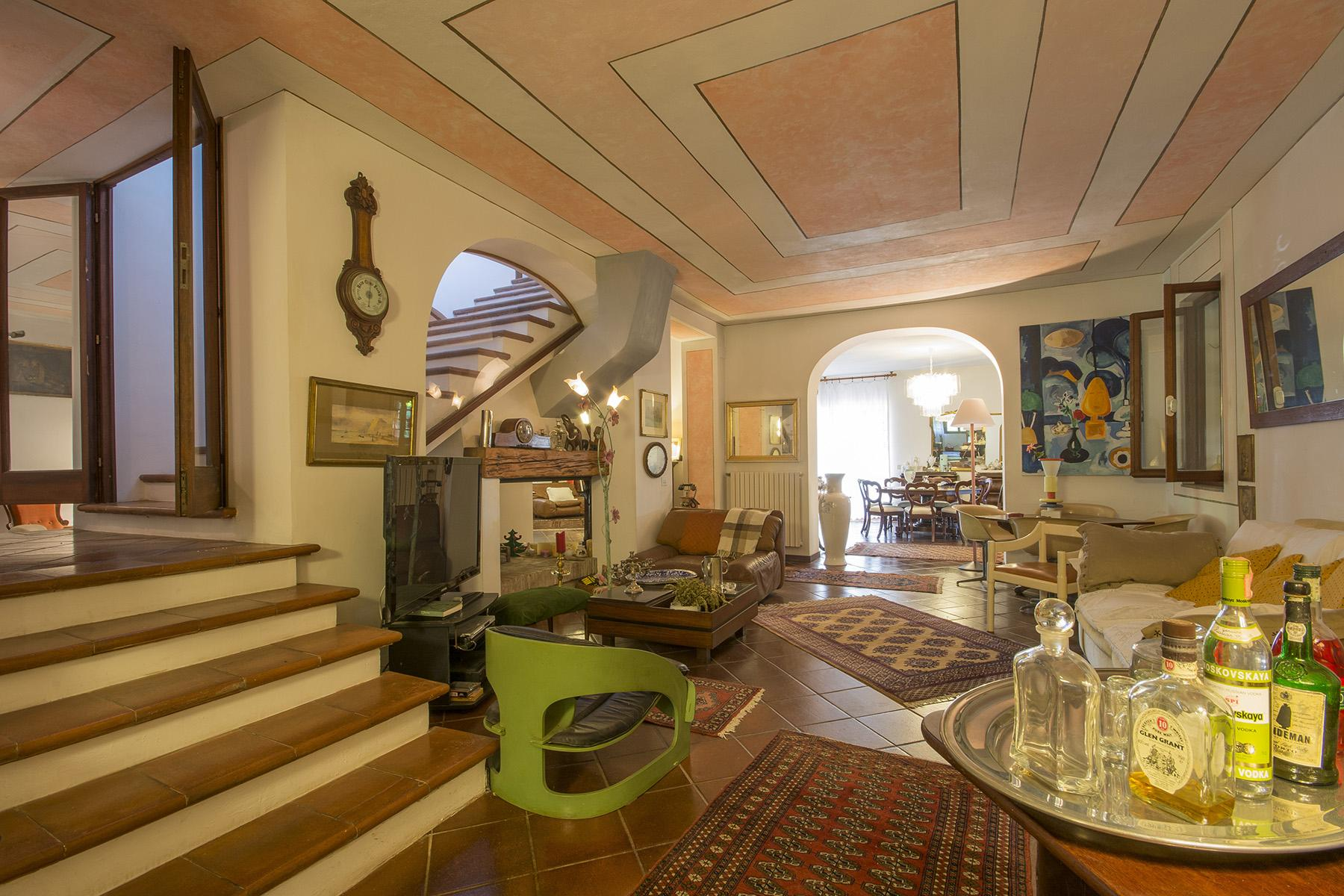 Villa in collina vista mare, nei pressi di Castiglioncello - 29
