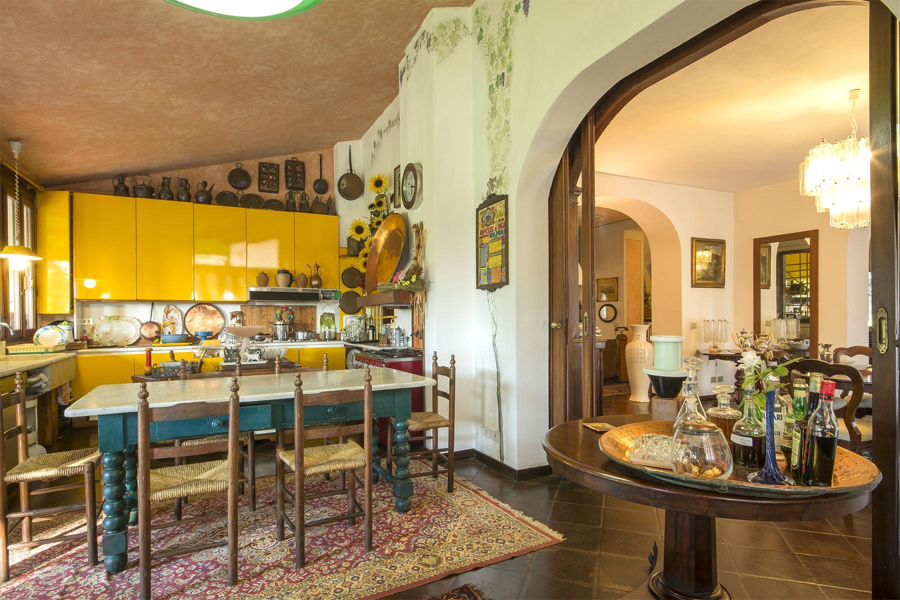 Villa in collina vista mare, nei pressi di Castiglioncello - 27