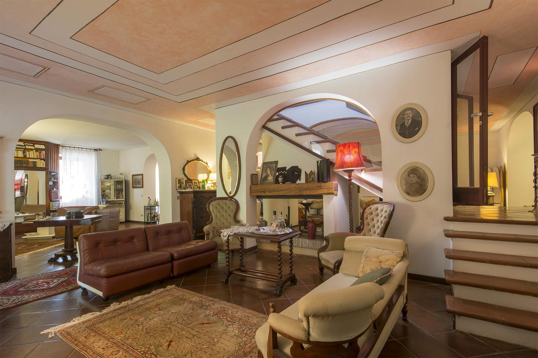 Villa in collina vista mare, nei pressi di Castiglioncello - 13