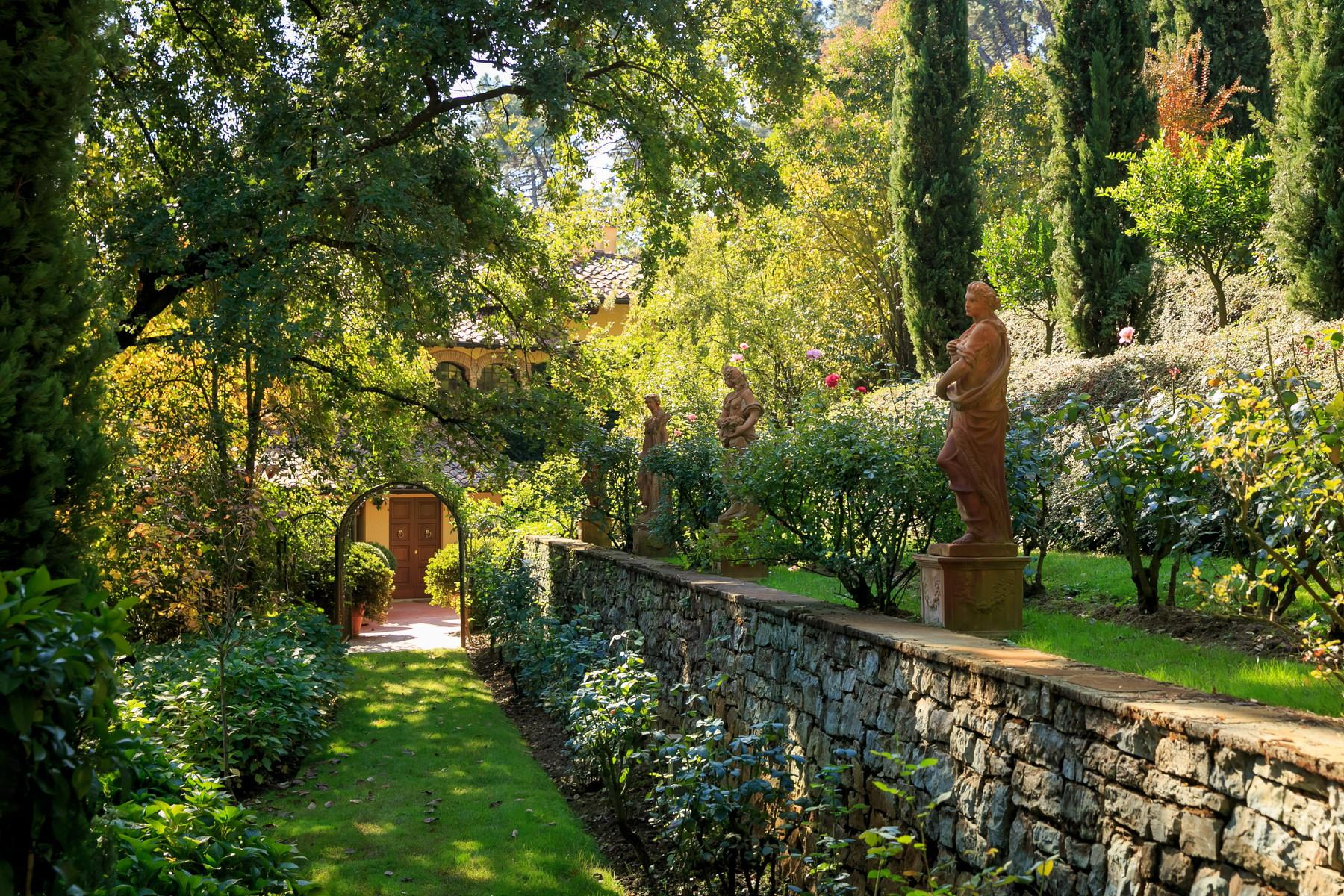 Luxury villa for sale on the Lucca hills - 3