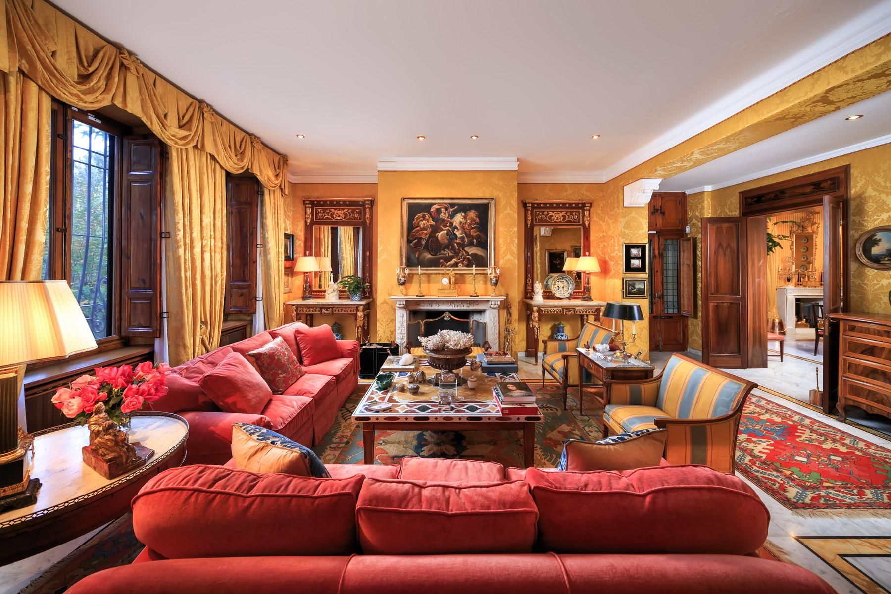 Luxury villa for sale on the Lucca hills - 14
