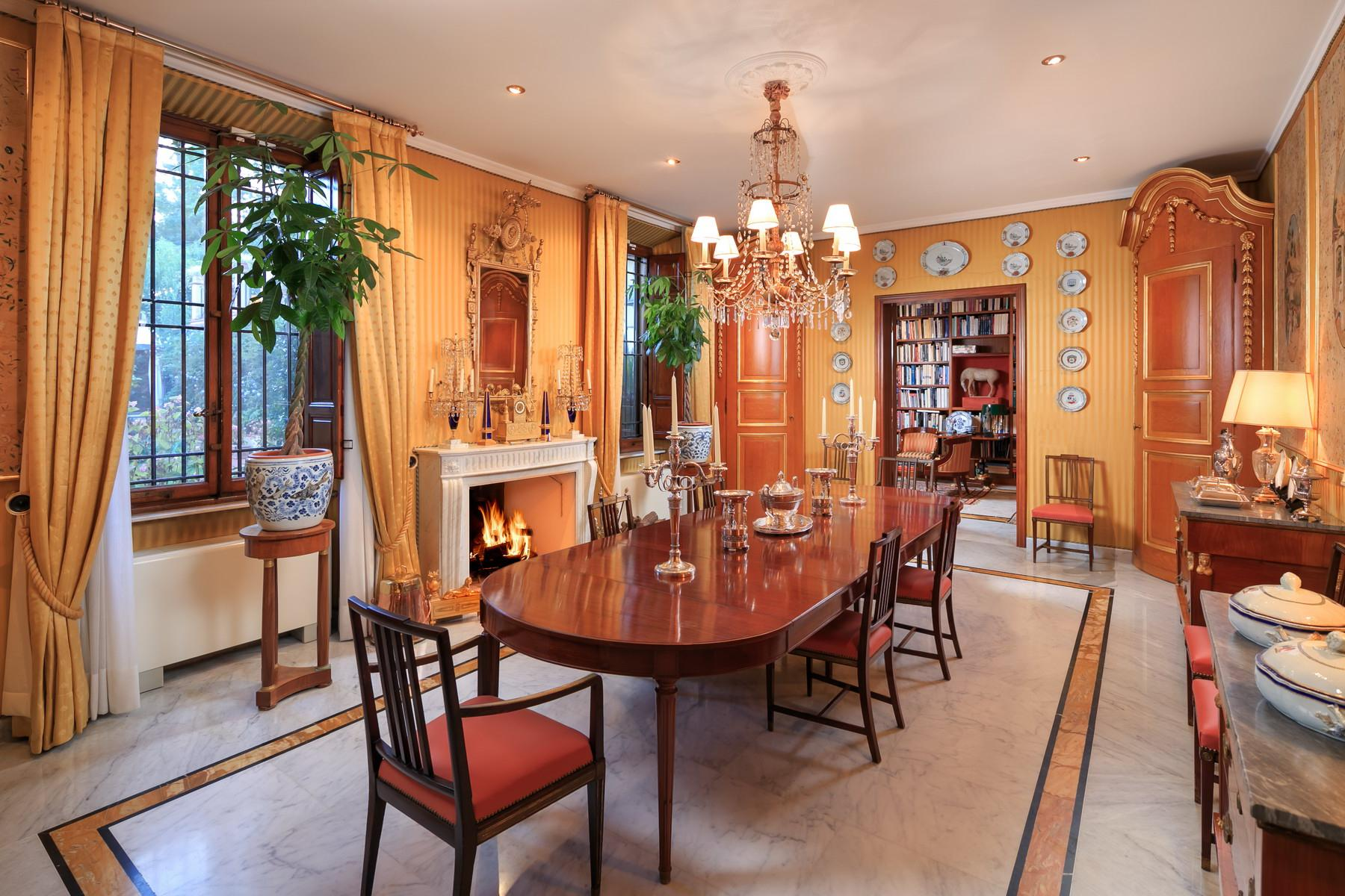 Luxury villa for sale on the Lucca hills - 17