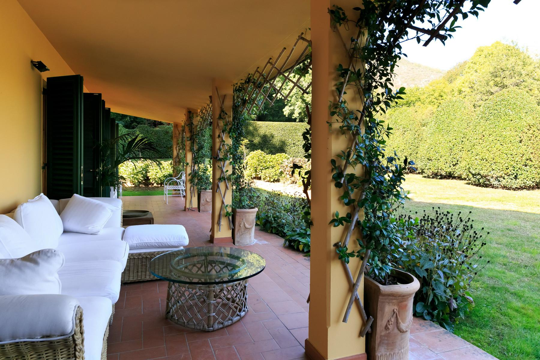 Luxury villa for sale on the Lucca hills - 20