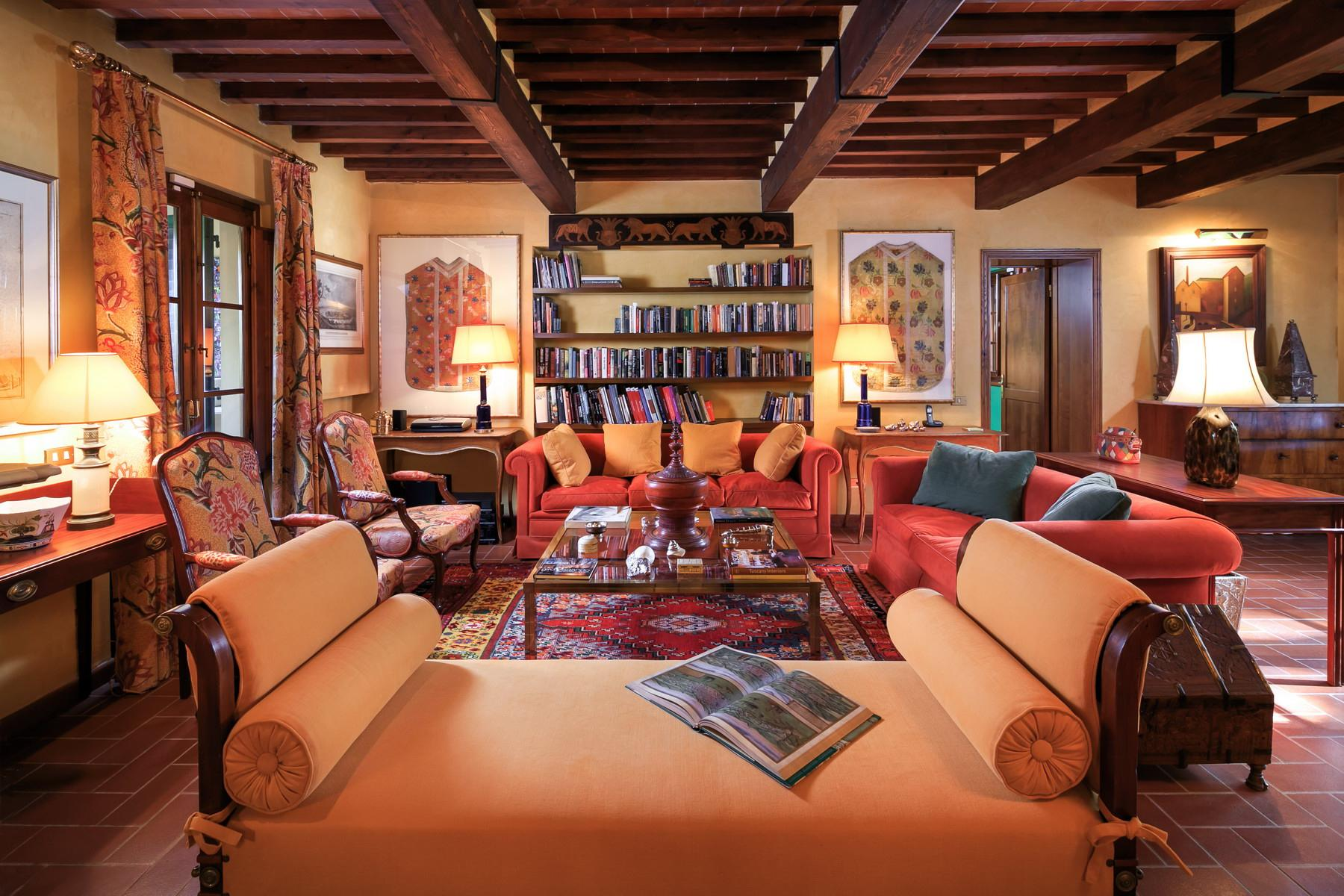 Luxury villa for sale on the Lucca hills - 21