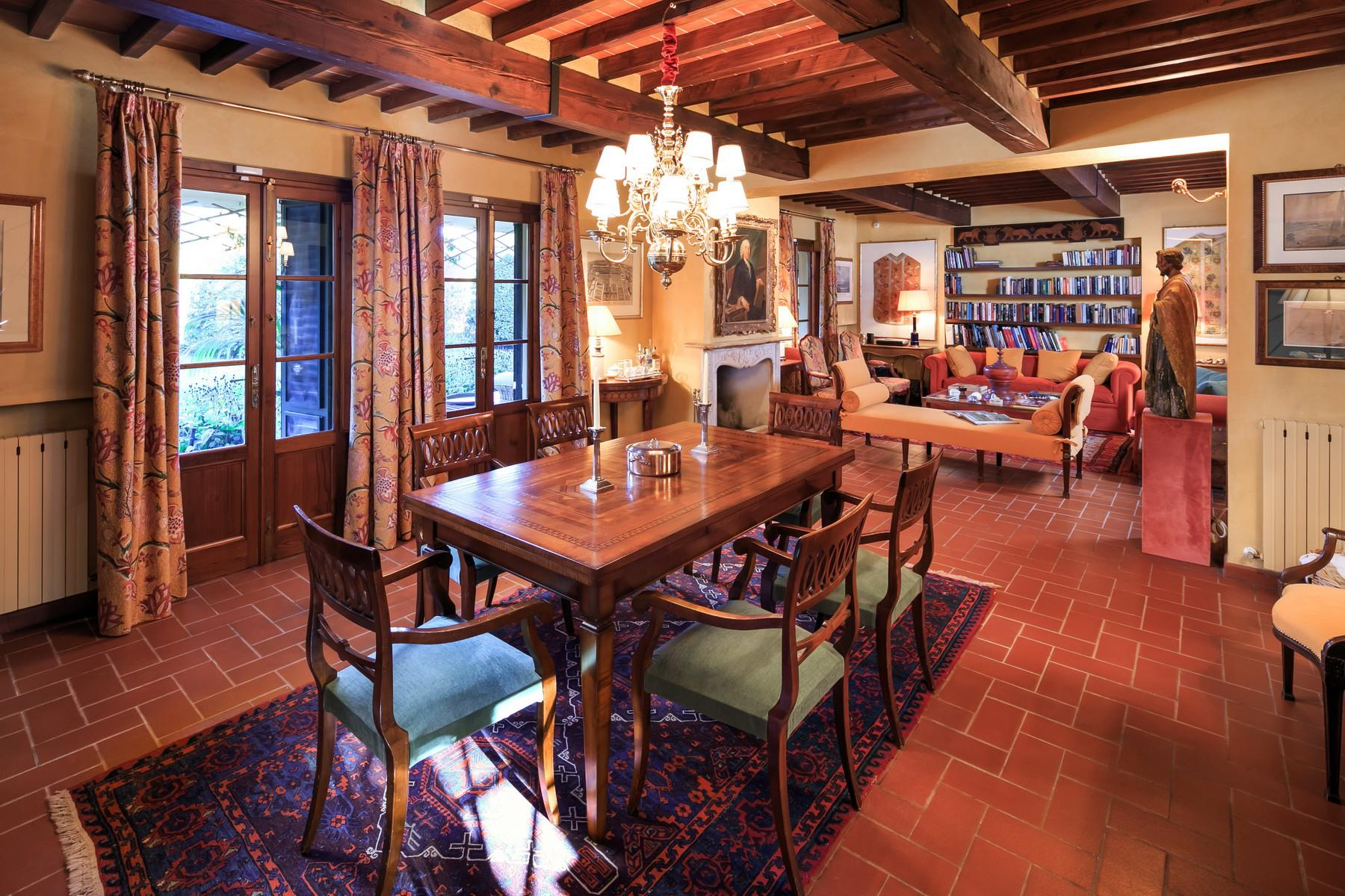 Luxury villa for sale on the Lucca hills - 22