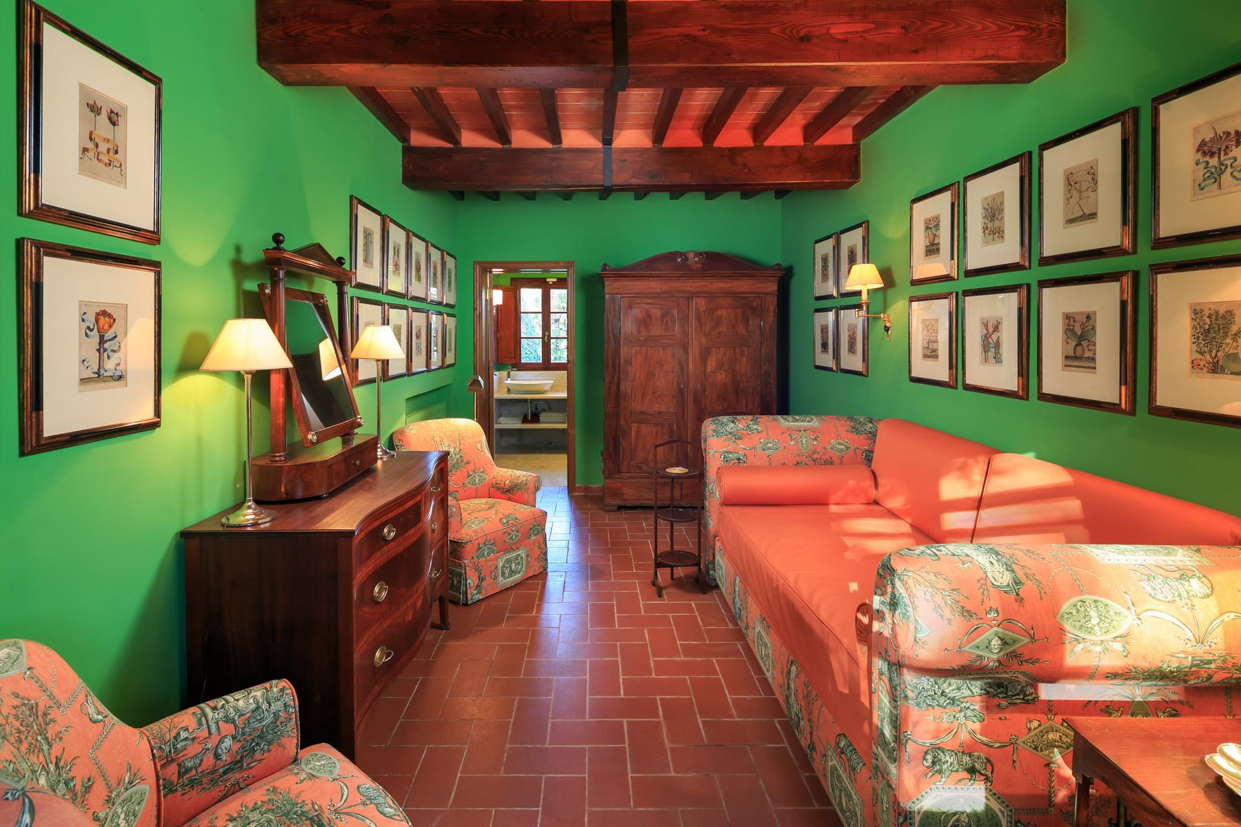 Luxury villa for sale on the Lucca hills - 23