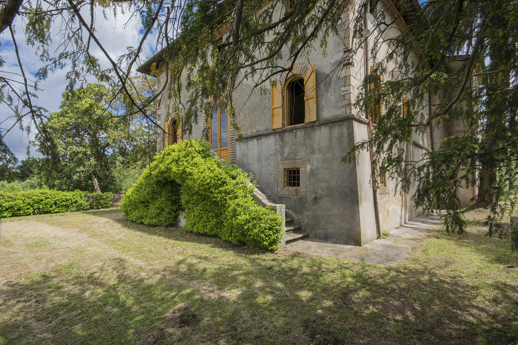 Stunning villa with breathtaking views of the Lucca countryside - 14
