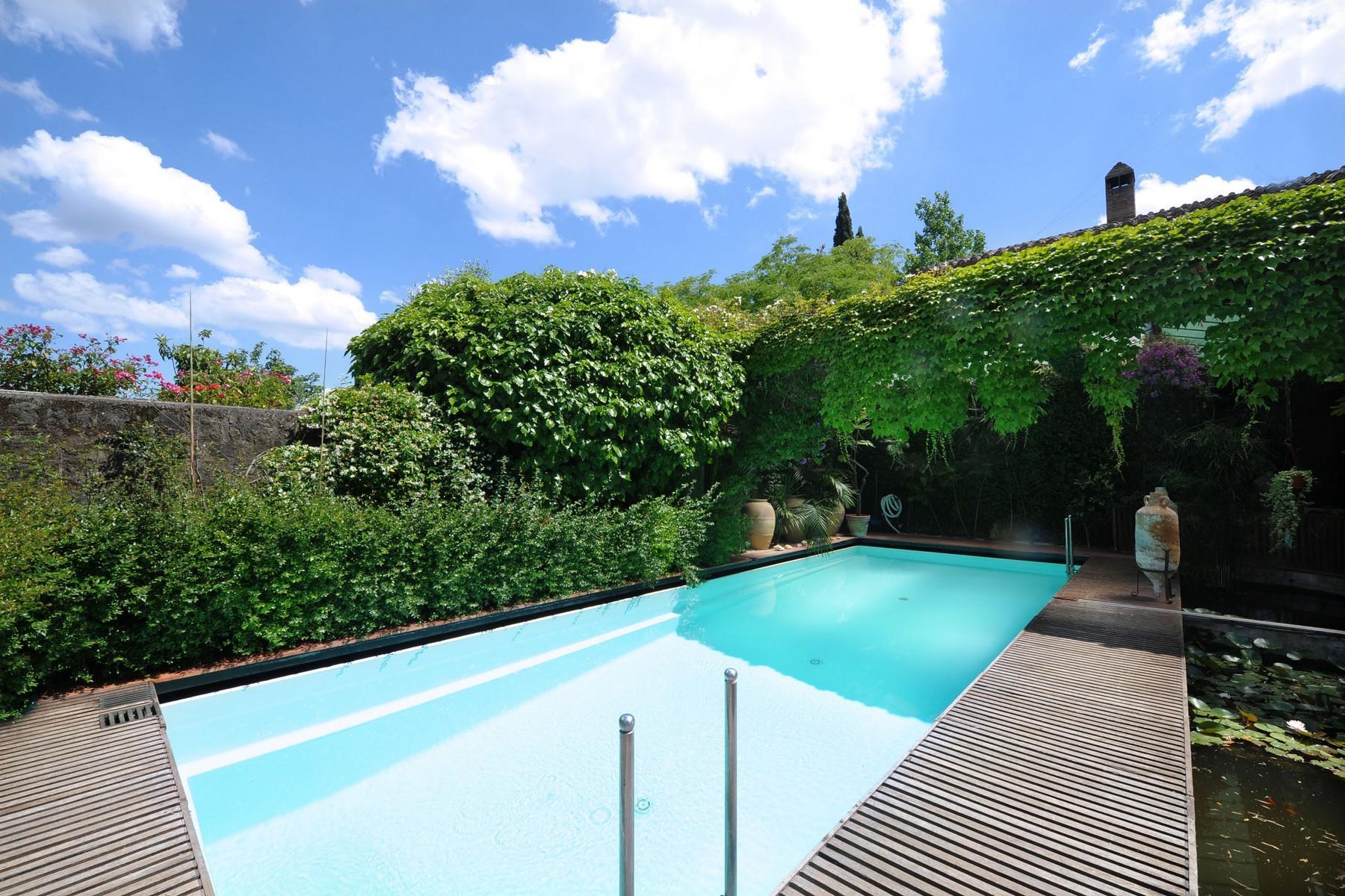 Superbe propriété avec jardin d'hiver, court de tennis et piscine - 6