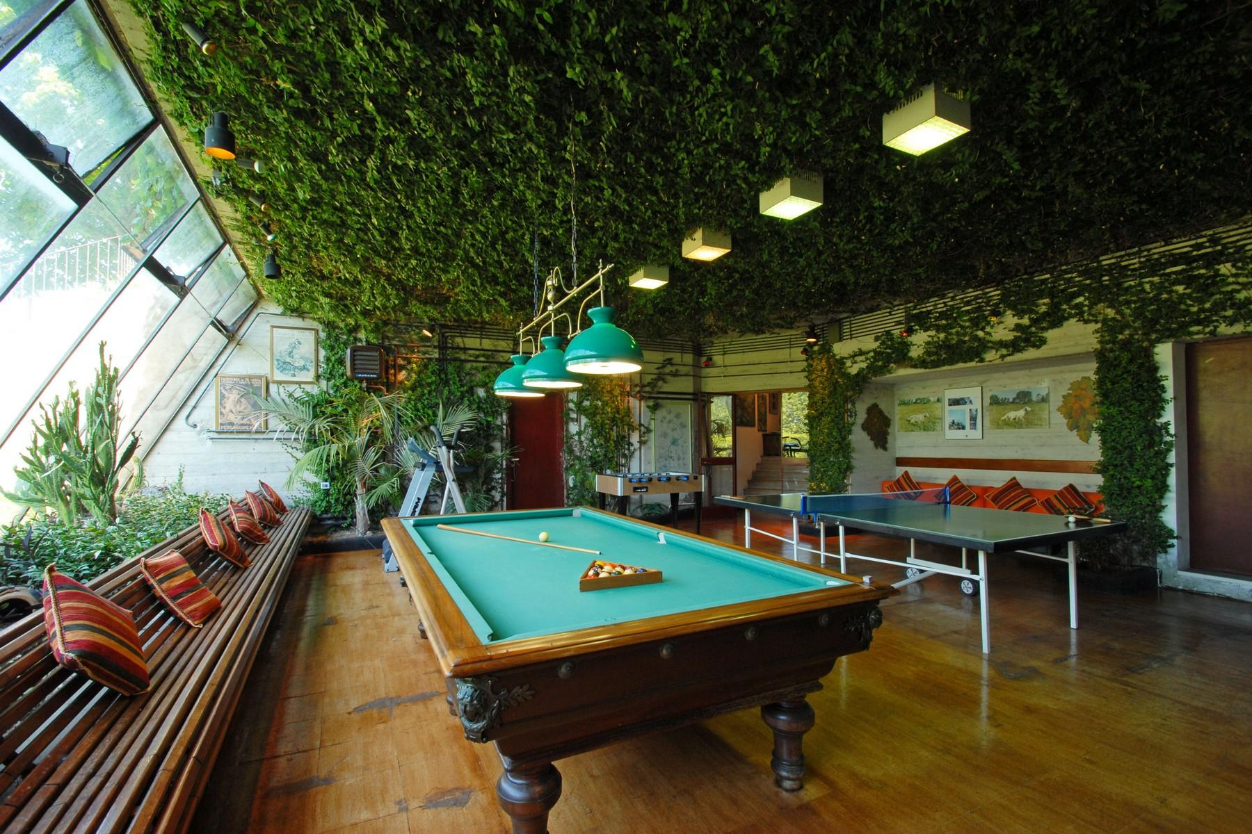 Superbe propriété avec jardin d'hiver, court de tennis et piscine - 11