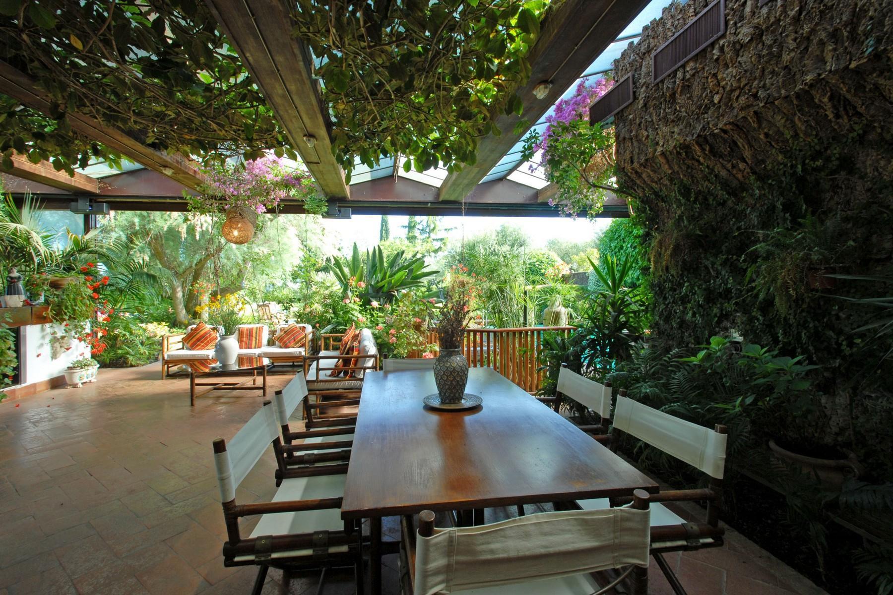 Superbe propriété avec jardin d'hiver, court de tennis et piscine - 24