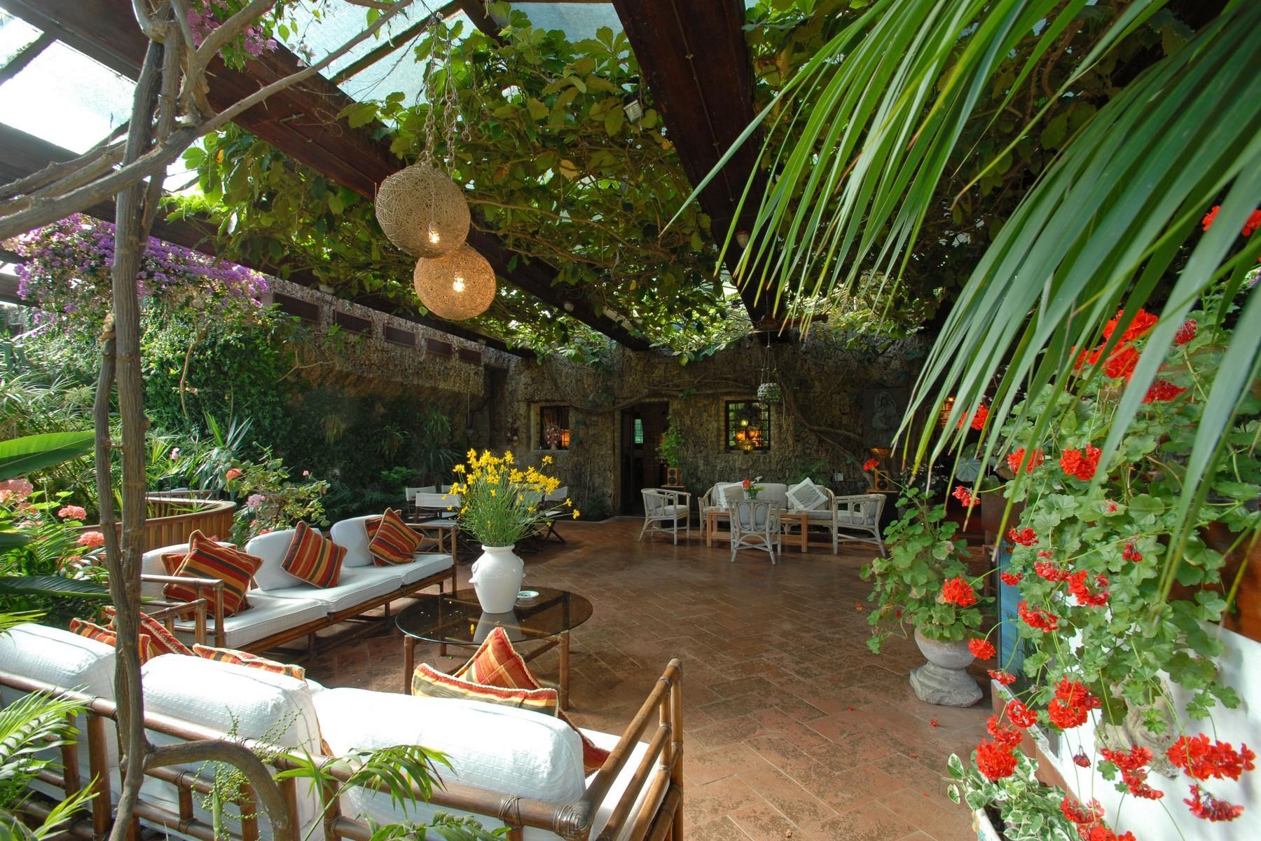 Superbe propriété avec jardin d'hiver, court de tennis et piscine - 26