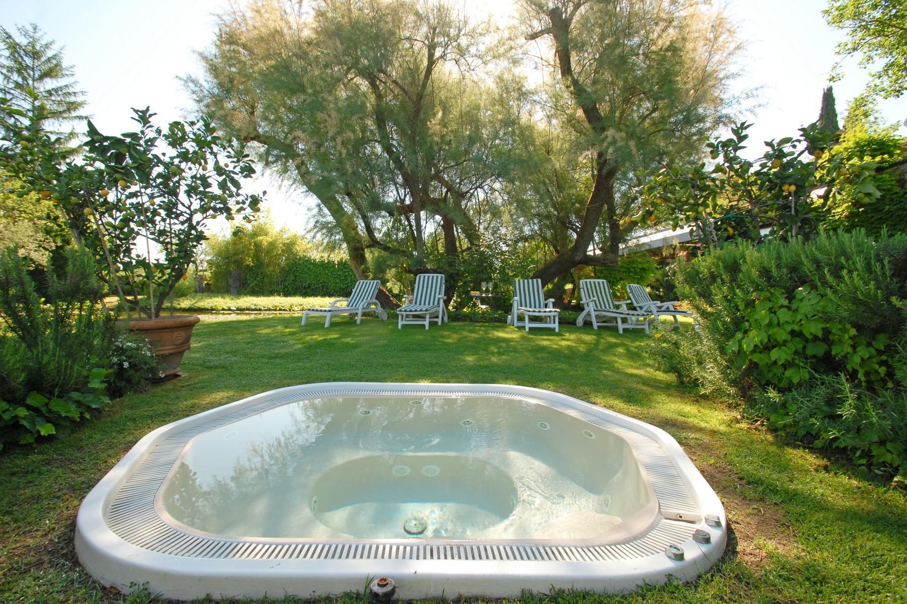 Superbe propriété avec jardin d'hiver, court de tennis et piscine - 27