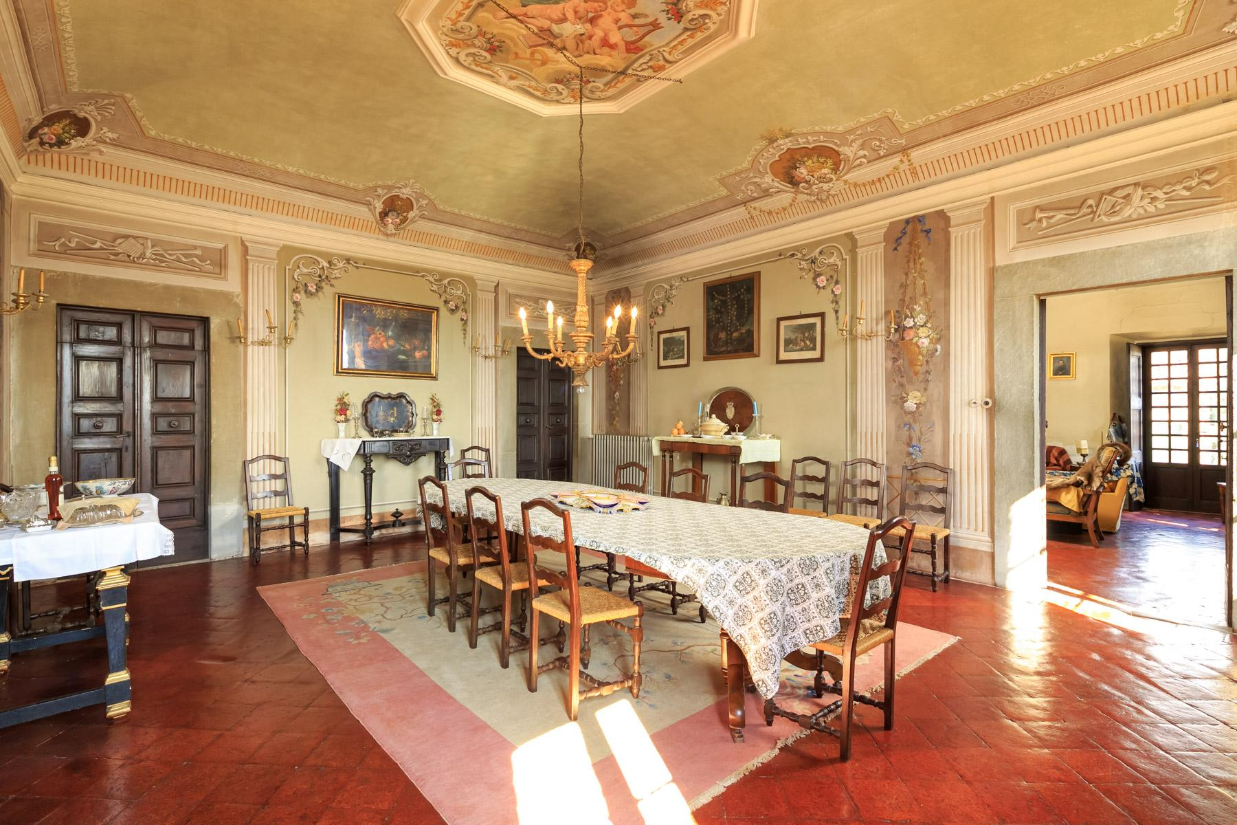 17th century magnificent villa with private park - 3