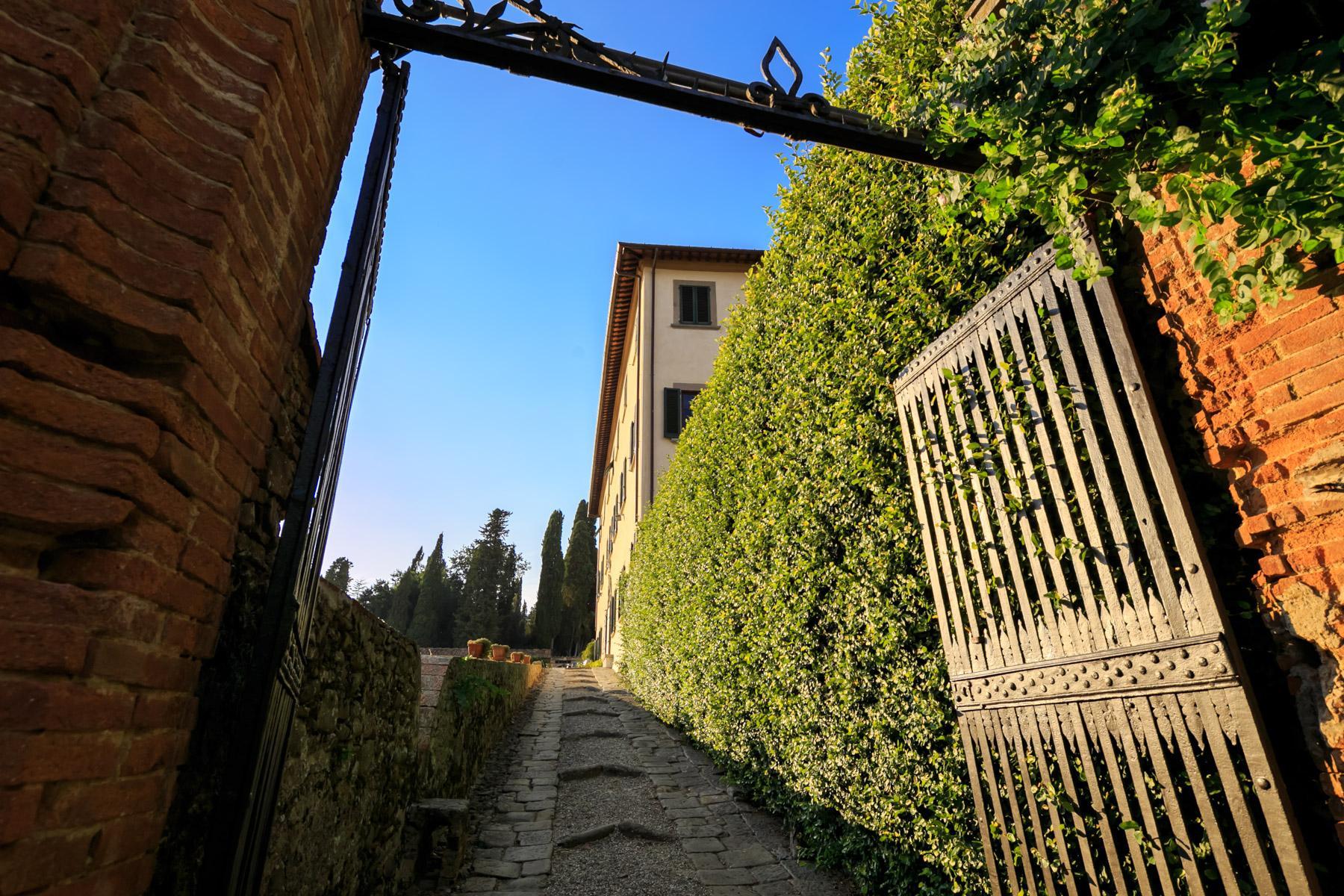 Herrliche Villa aus 1600 mit gepflanztem Park - 19