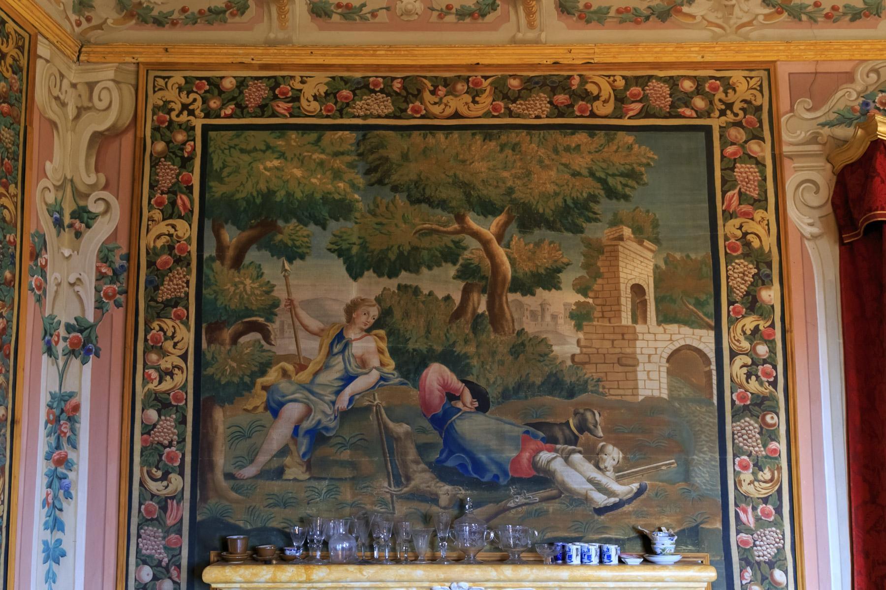 Herrliche Villa aus 1600 mit gepflanztem Park - 9