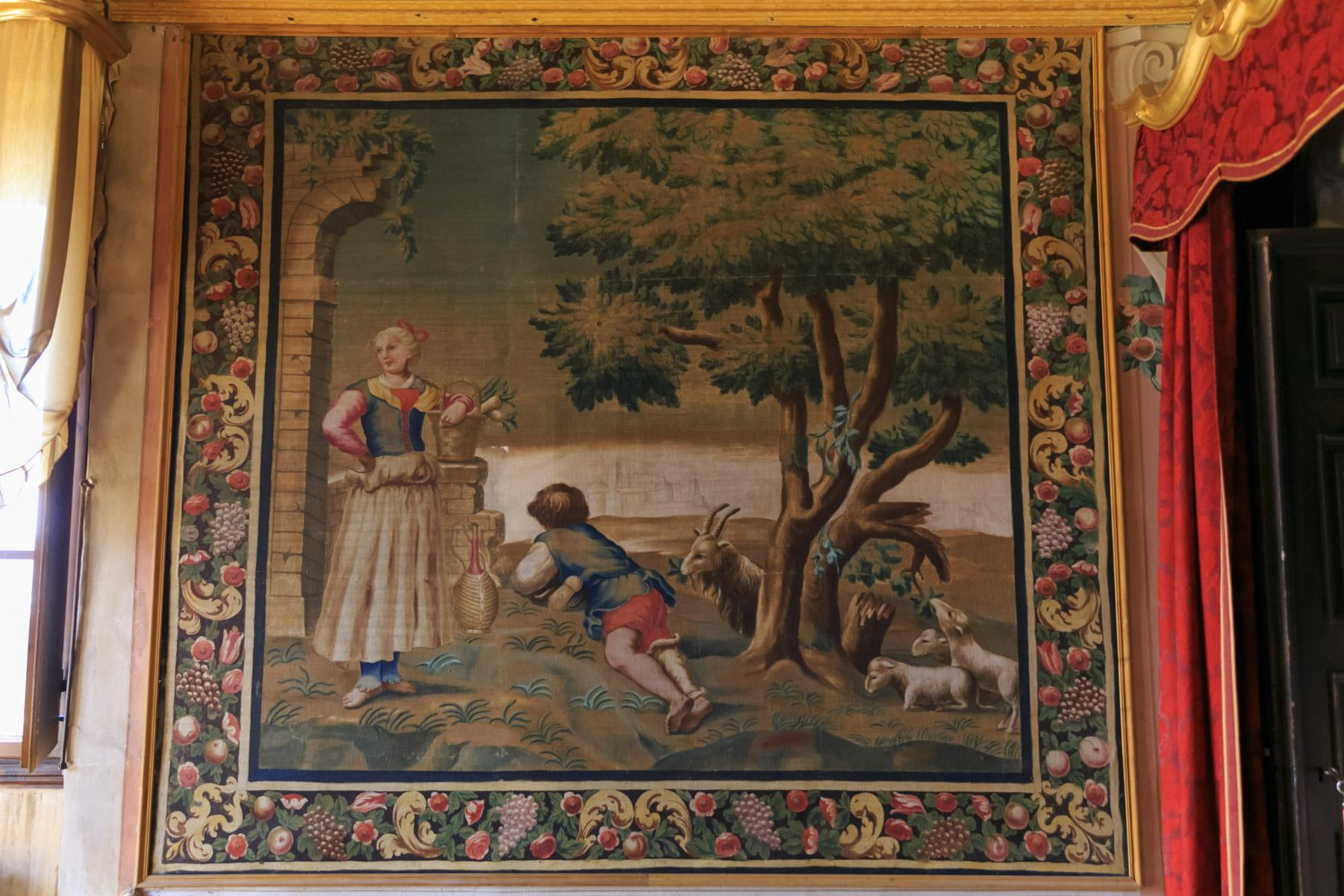 Herrliche Villa aus 1600 mit gepflanztem Park - 11