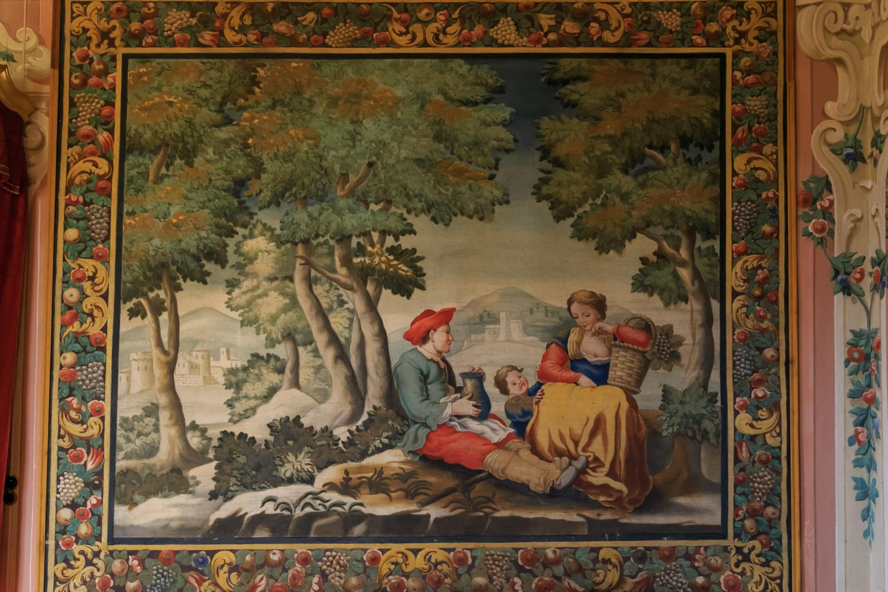 Herrliche Villa aus 1600 mit gepflanztem Park - 12