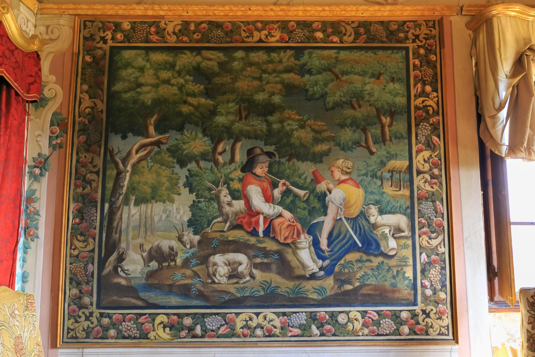 Herrliche Villa aus 1600 mit gepflanztem Park - 10