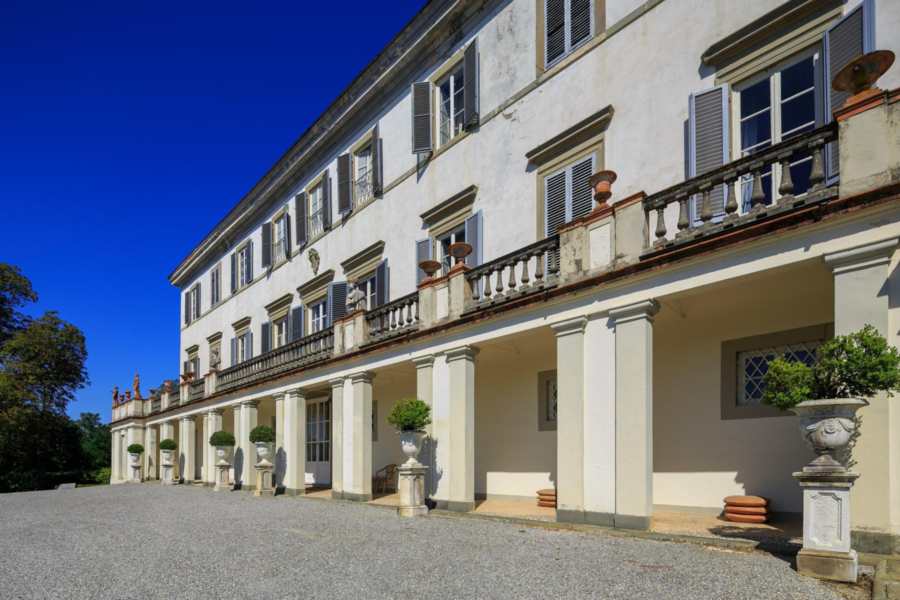Unica villa storica in Lucchesia - 3