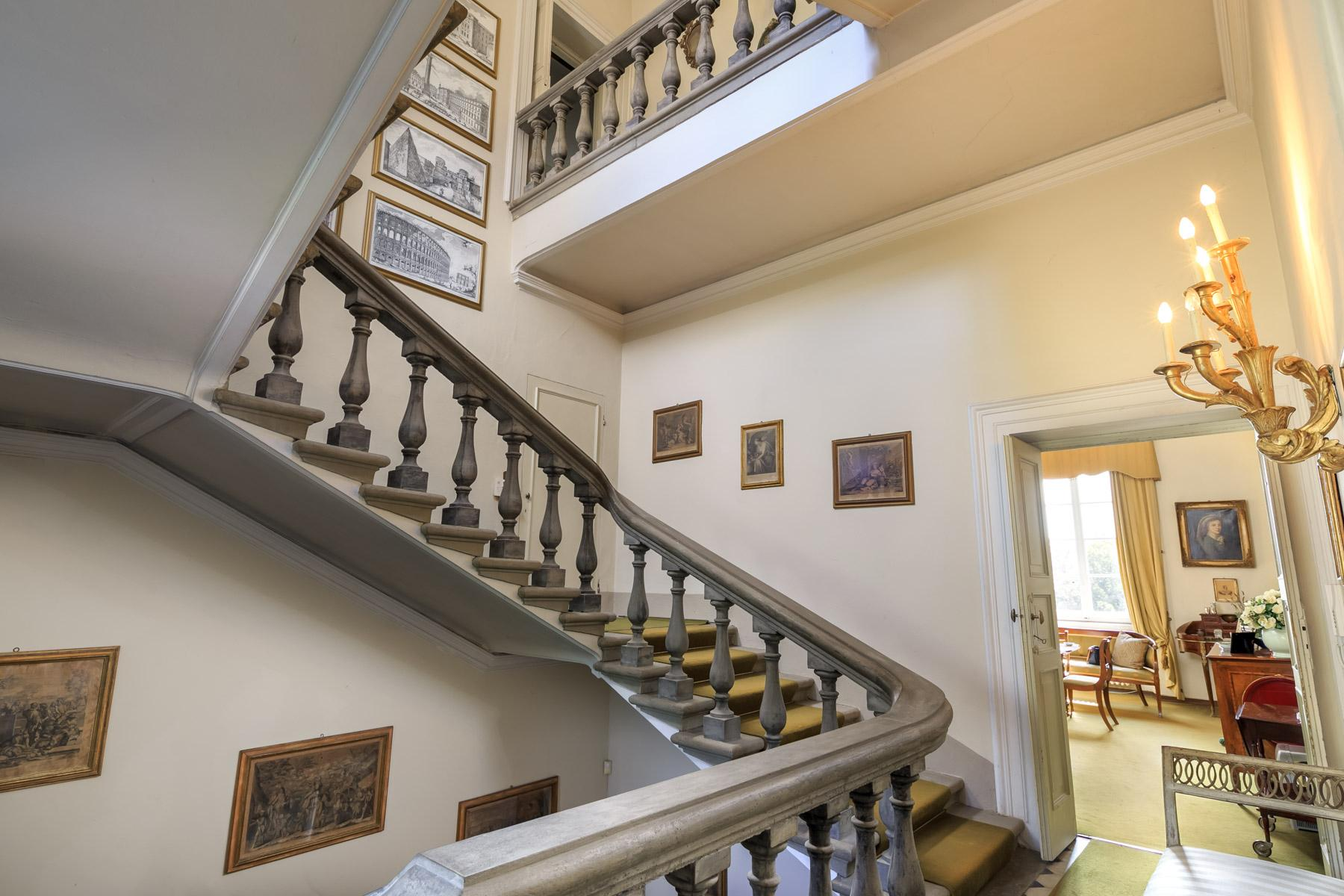 Incomparable historic mansion in Lucchesia - 28