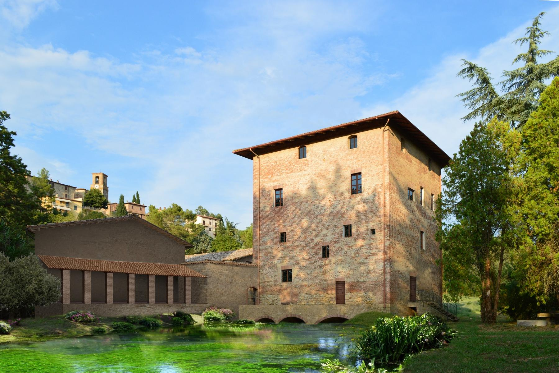 Majestic 15th century mill to be restored - 10