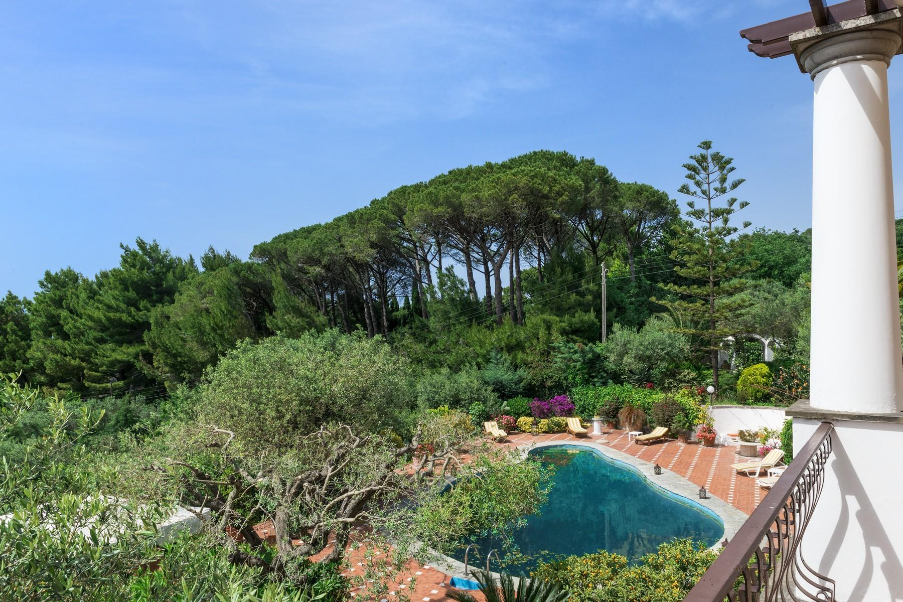 Elegant villa with pool in Anacapri - 21