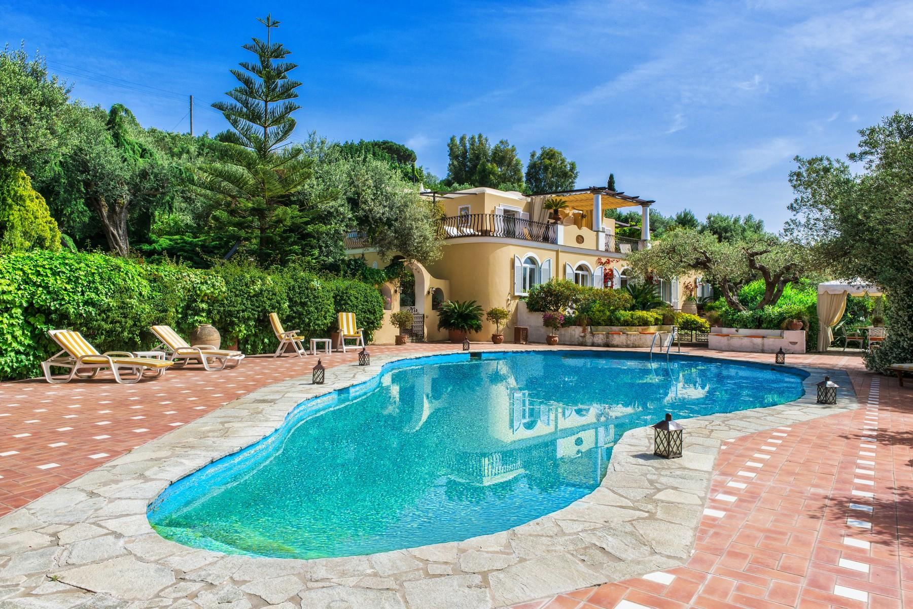 Elegant villa with pool in Anacapri - 1
