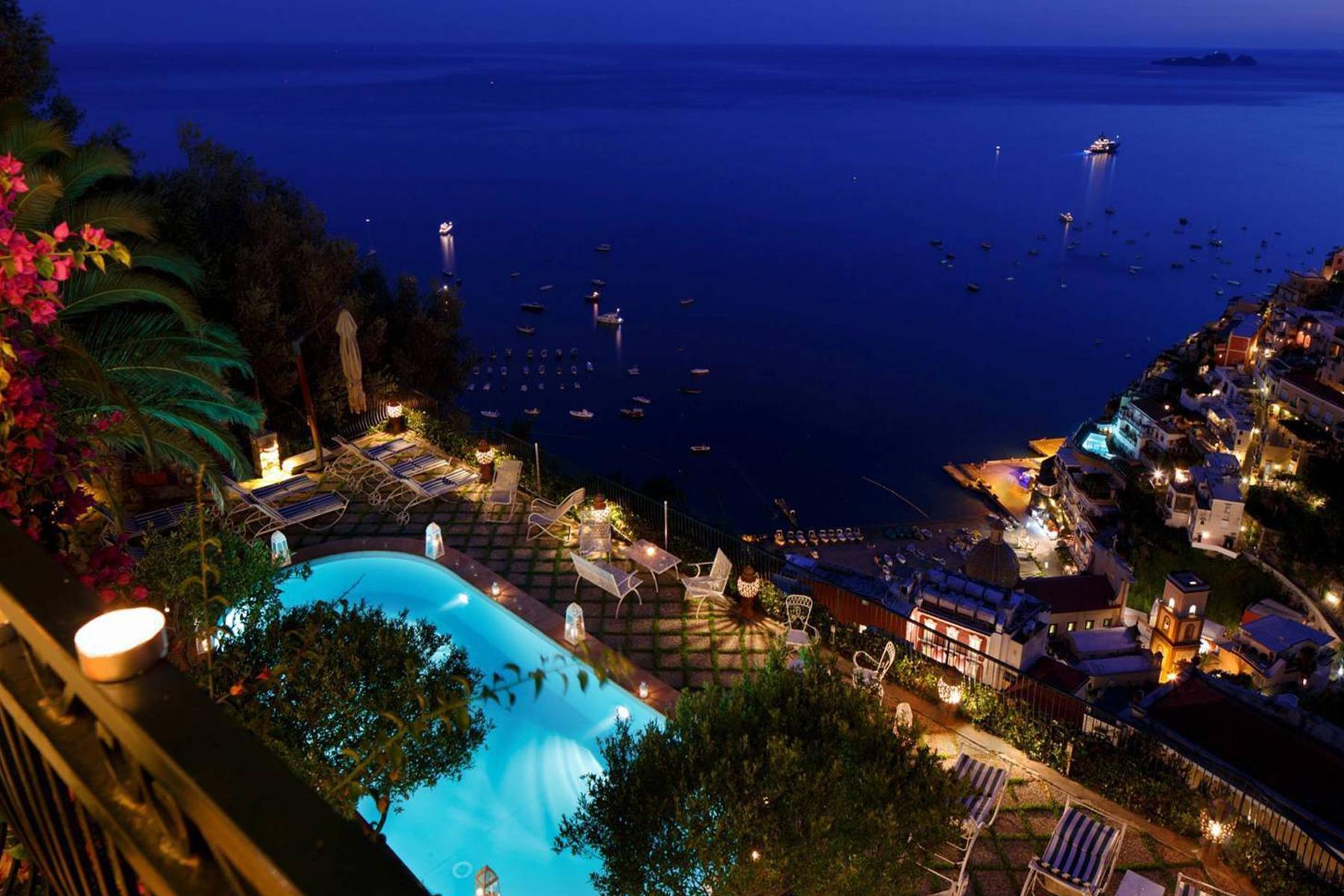 Herrliche Residenz mit Blcik auf Positano - 9