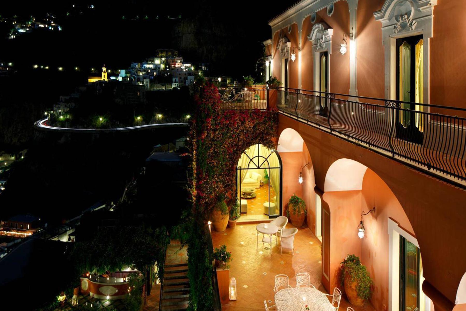 Herrliche Residenz mit Blcik auf Positano - 32